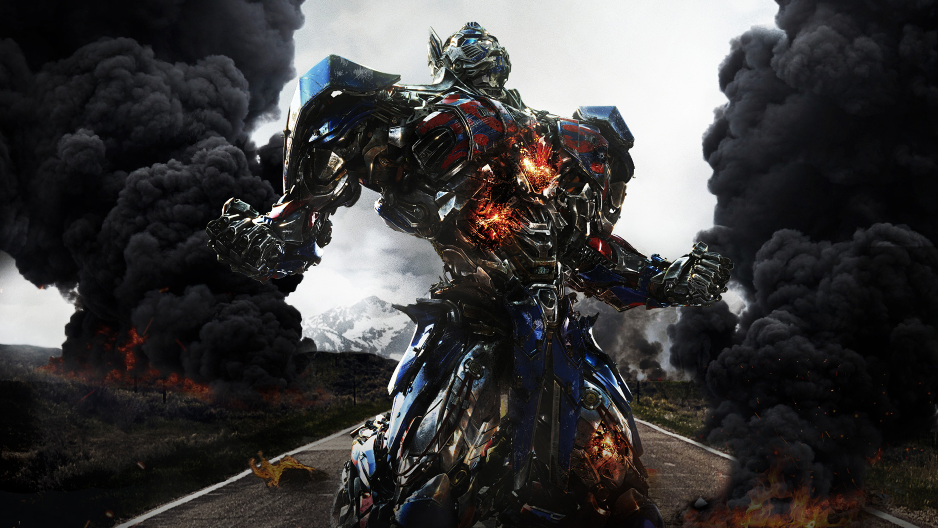 3840x2160 Transformers 5 Poster Fan Art 4k HD 4k