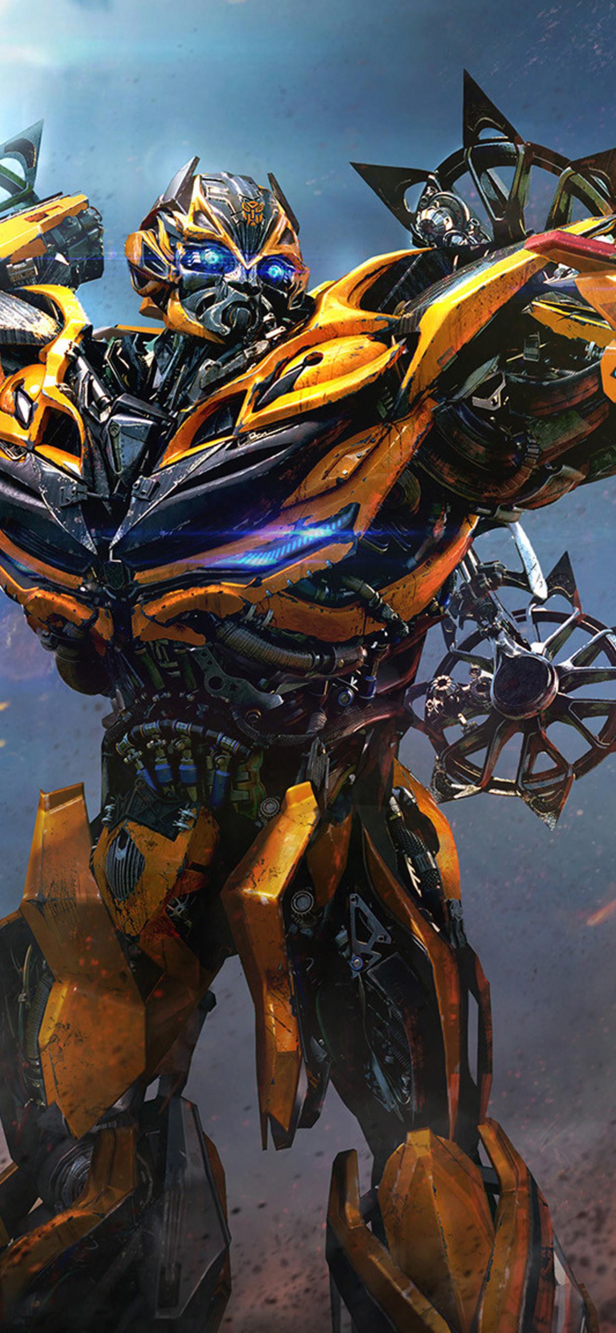 1242x2688 Transformers Bumblebee Iphone Xs Max Hd 4k
