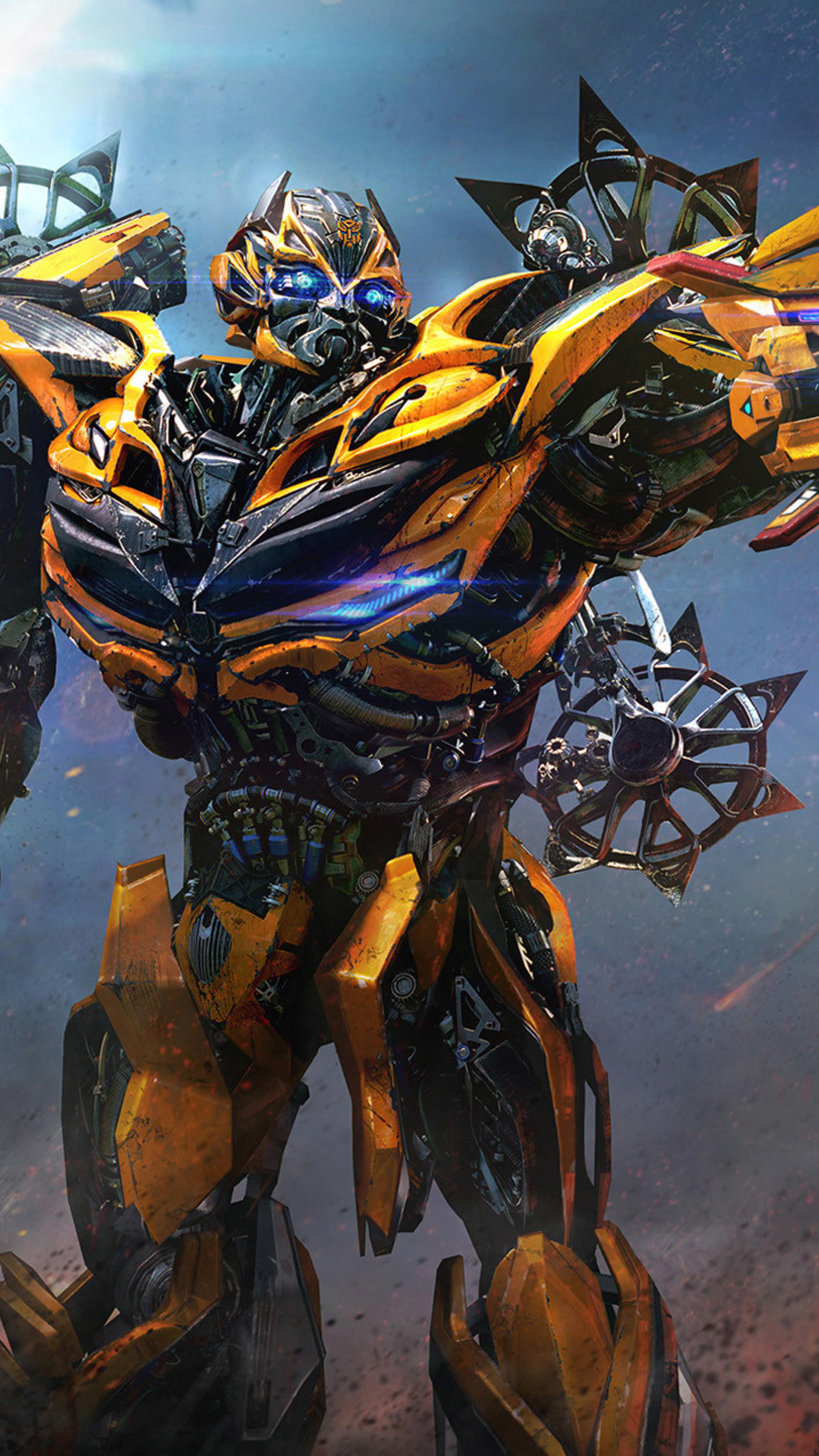 2160x3840 Transformers Bumblebee Sony Xperia X,XZ,Z5 ...