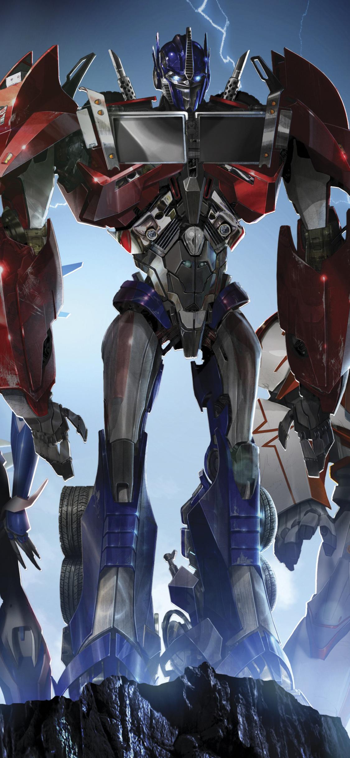 1125x2436 Transformers Prime Iphone Xs Iphone 10 Iphone X Hd