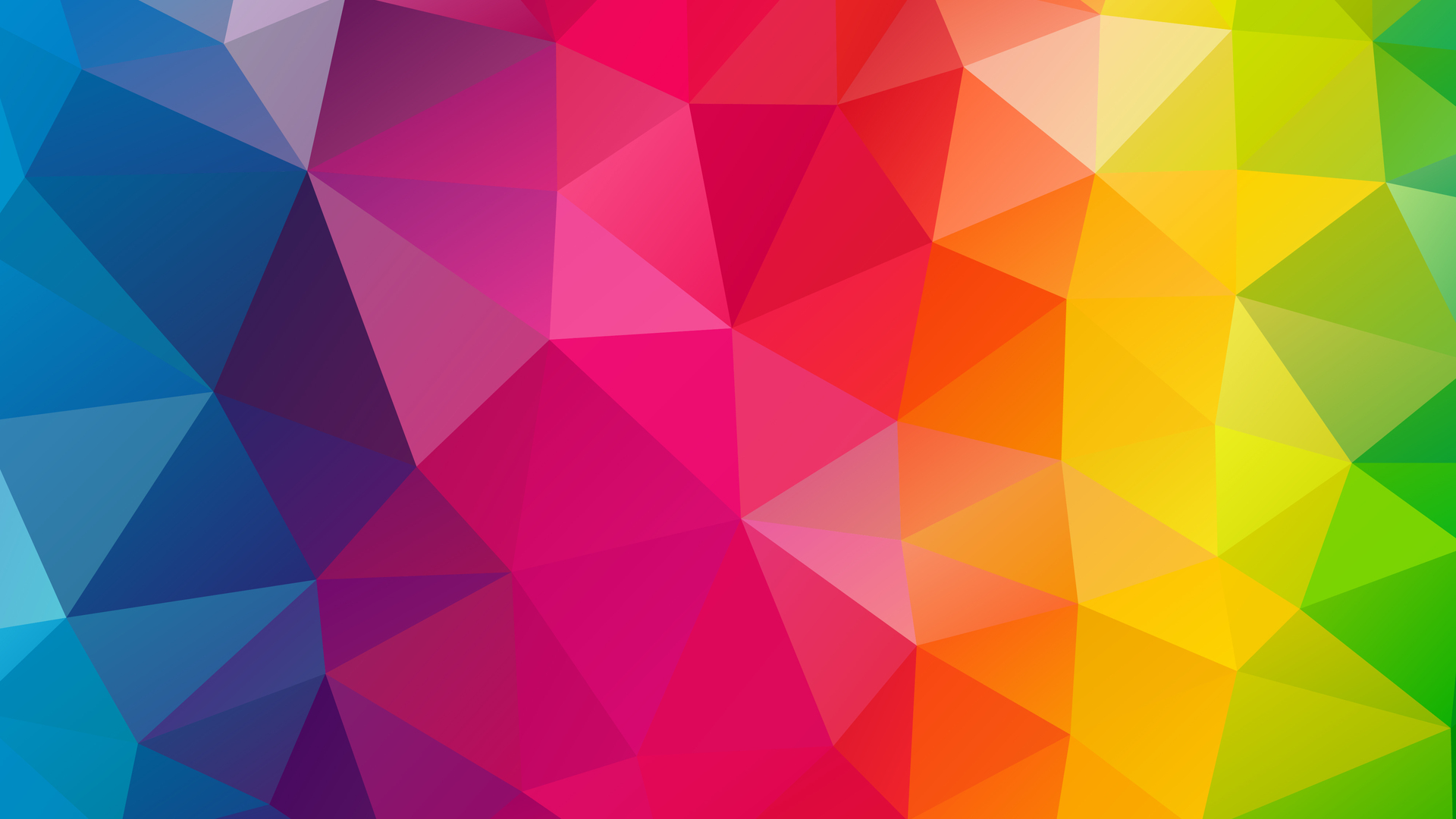 1920x1080 triangles colorful background laptop full hd 1080p hd 4k wallpapers images - Colorful background hd ...