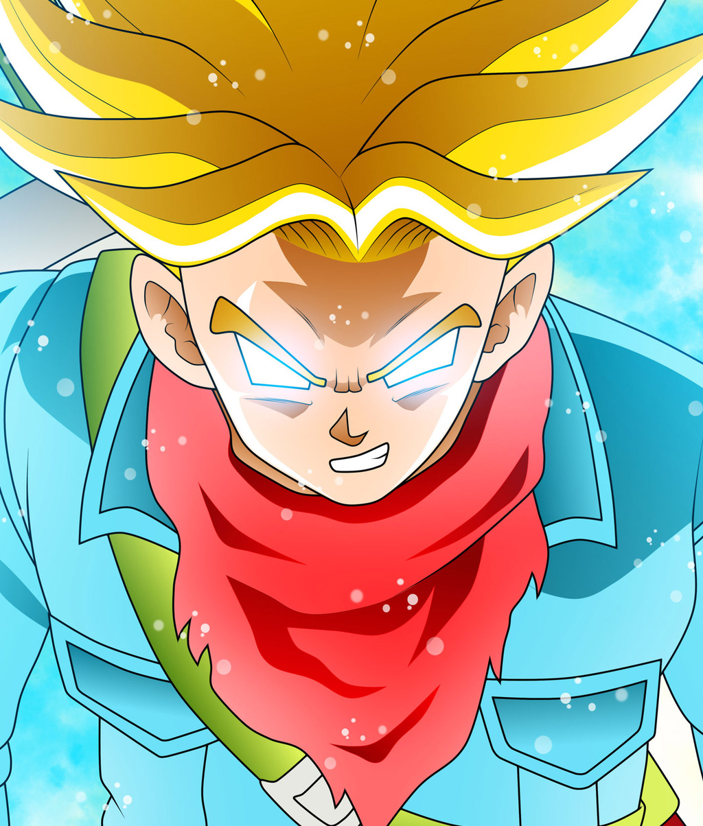 Dragon Ball Super Wallpaper Android Hd: 1024x1204 Trunks Dragon Ball Super 1024x1204 Resolution HD