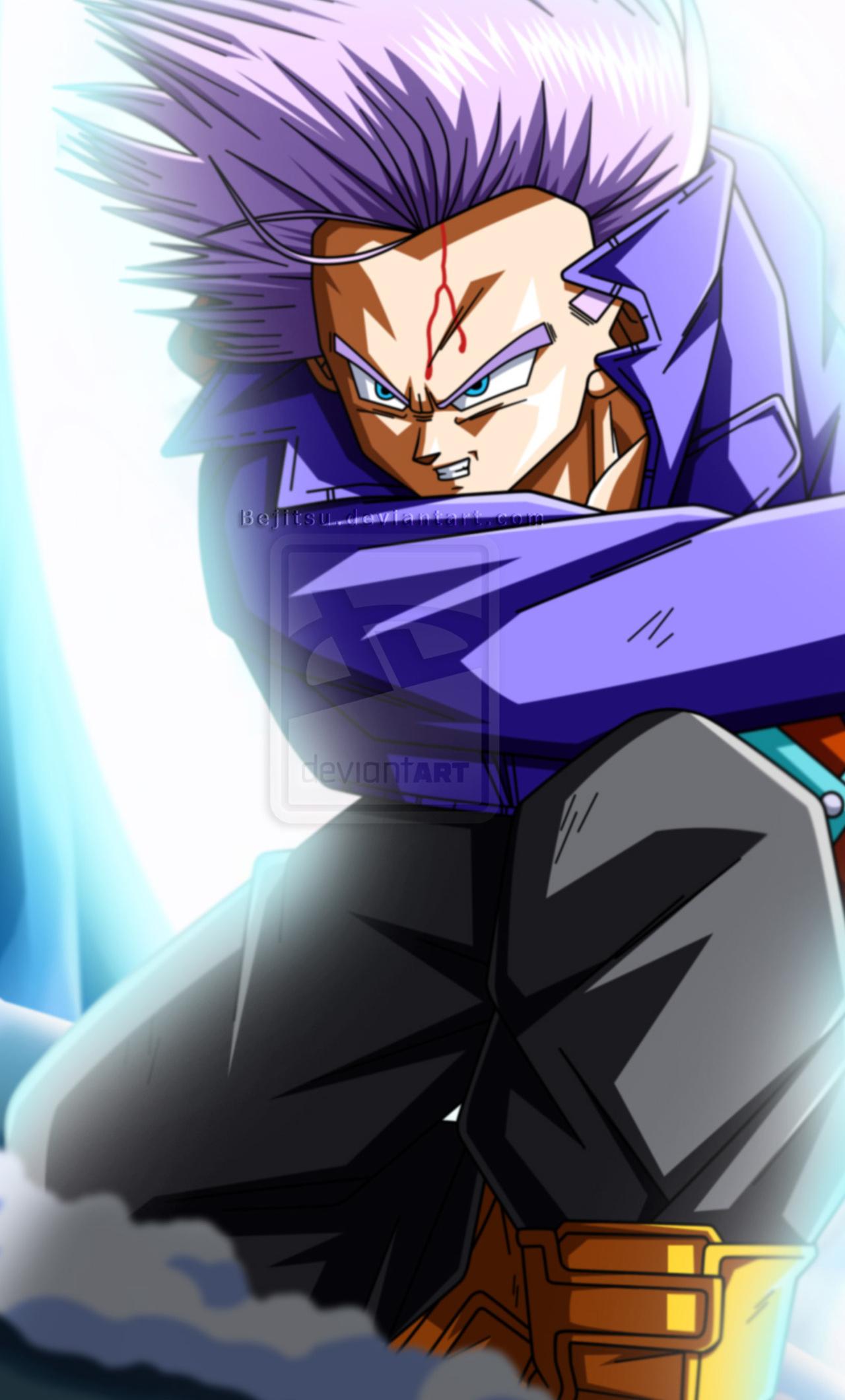 Trunks Dragon Ball Z 4k He