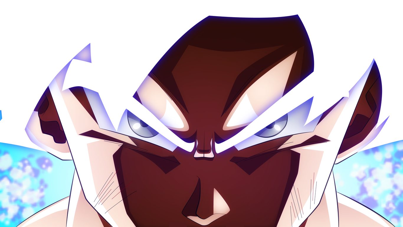 1366x768 Ultra Instinct Goku 1366x768 Resolution Hd 4k Wallpapers