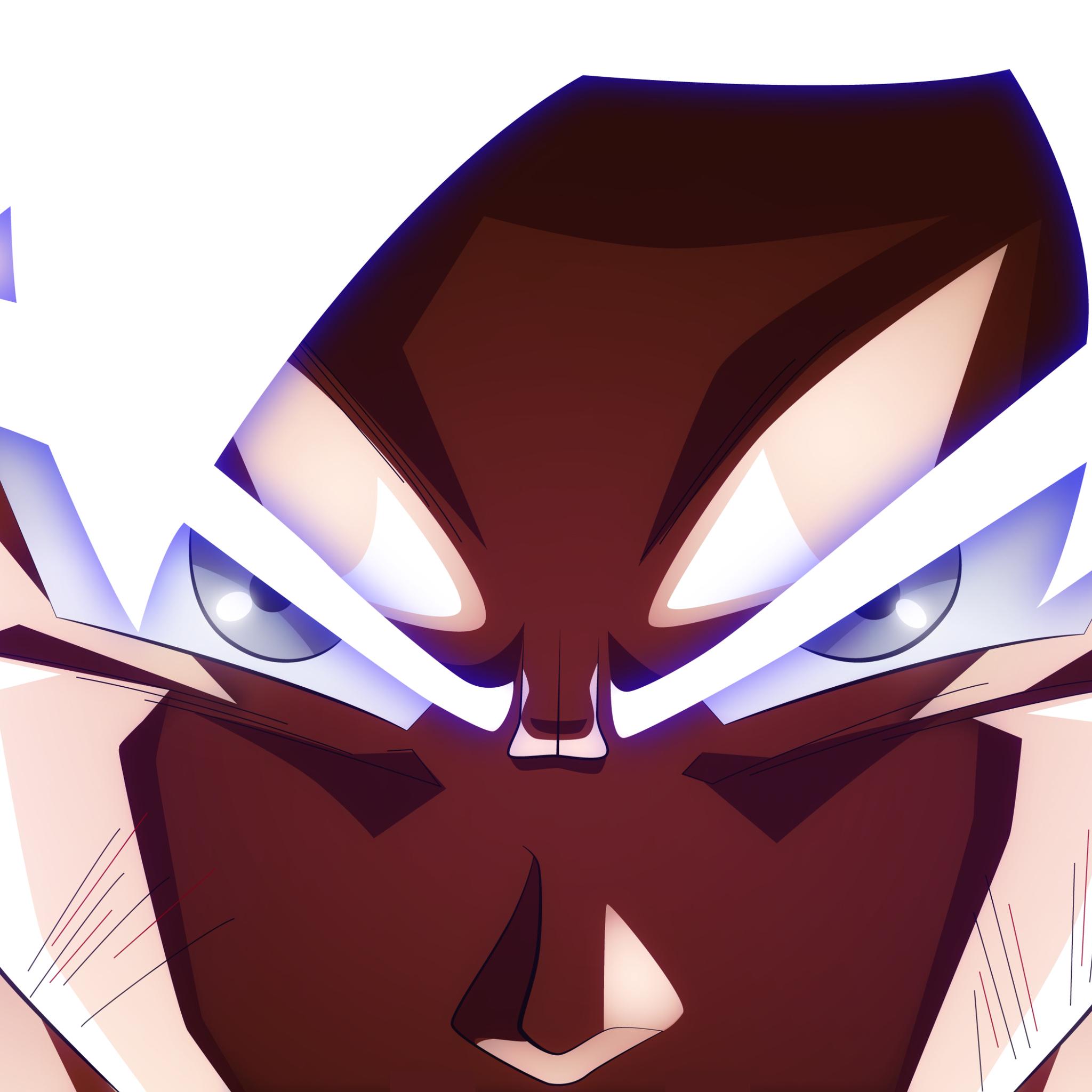 4k Wallpaper Dragon Ball: 2048x2048 Ultra Instinct Goku Ipad Air HD 4k Wallpapers