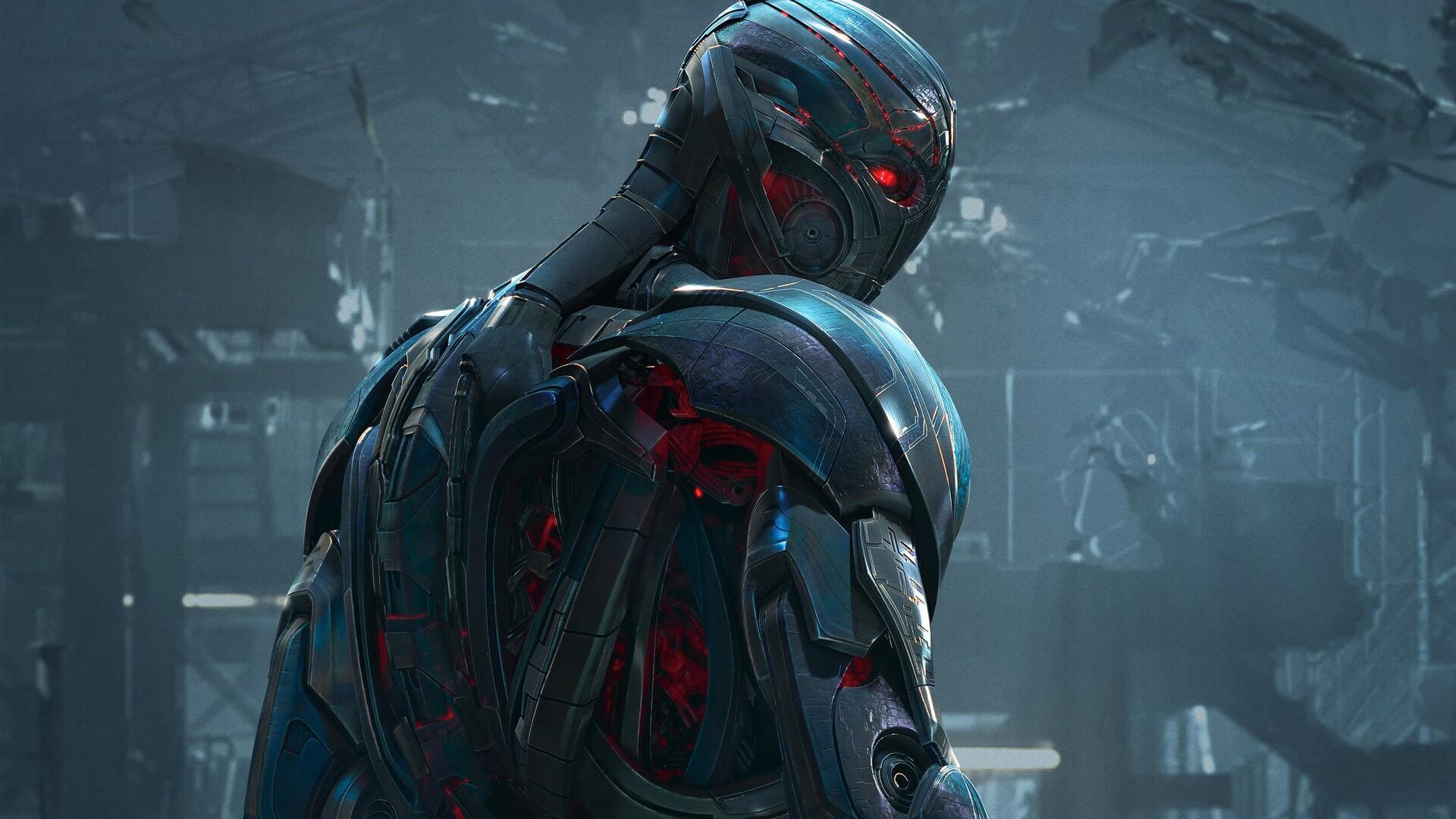 Avengers Age Of Ultron Start