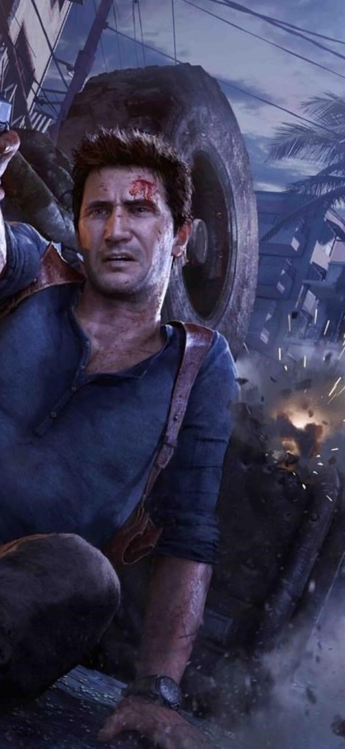 1125x2436 Uncharted 4 A Thiefs End Iphone Xs Iphone 10 Iphone X Hd 4k Wallpapers Images Backgrounds Photos And Pictures