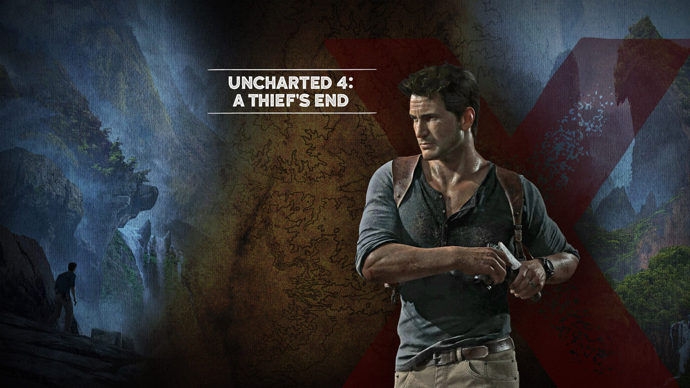 1366x768 uncharted 4 game 1366x768 resolution hd 4k wallpapers