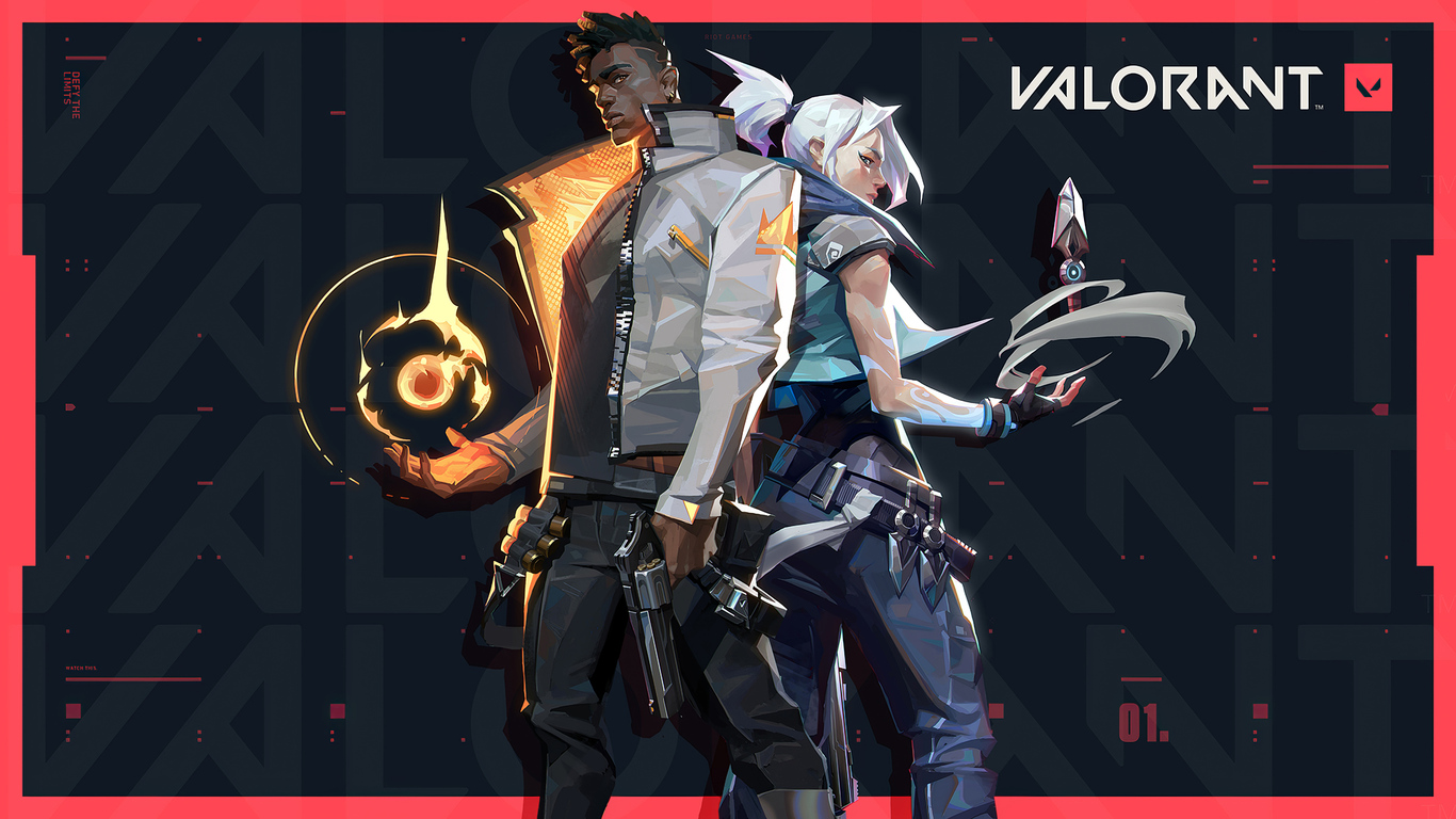1366x768 Valorant Phoenix And Jett 4k 1366x768 Resolution Hd 4k Wallpapers Images Backgrounds Photos And Pictures