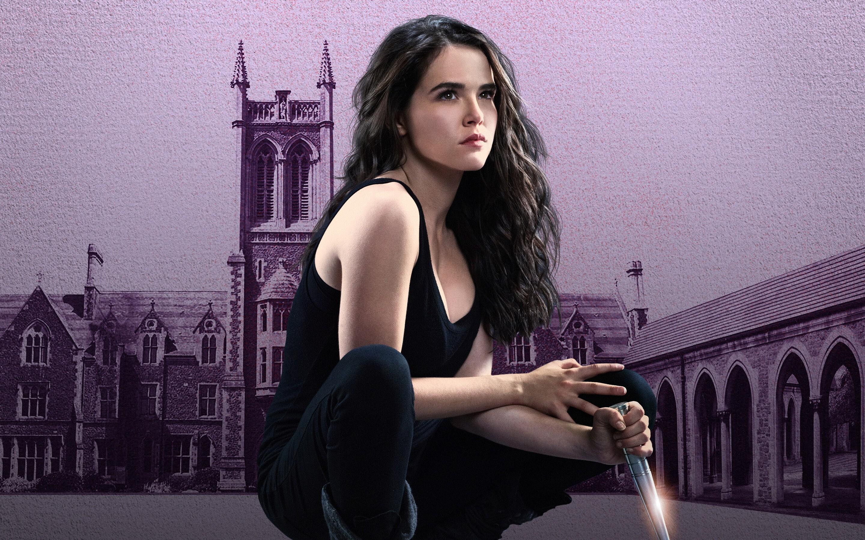 2880x1800 Vampire Academy Zoey Deutch Macbook Pro Retina Hd 4k
