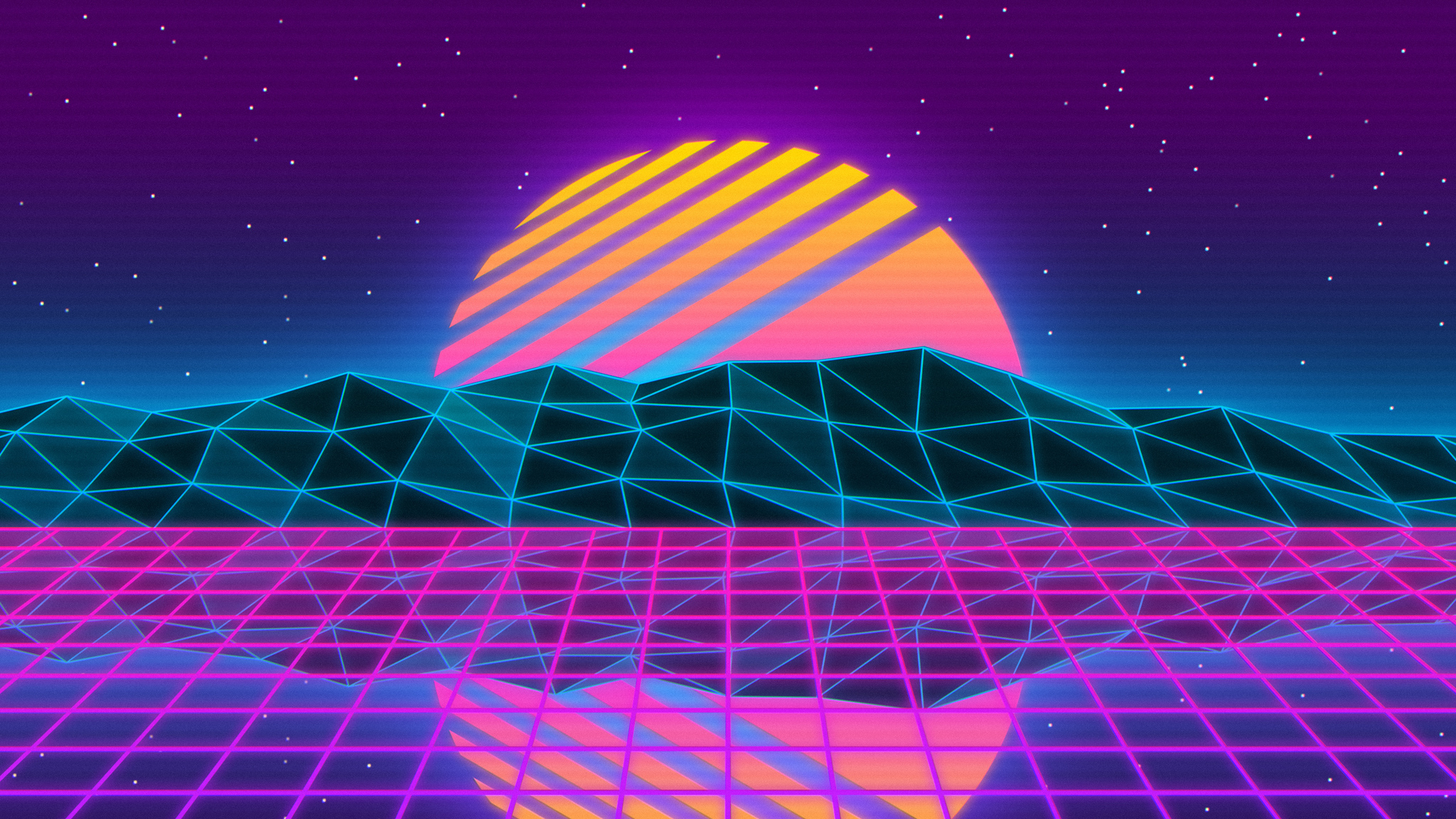 2048x1152 Vaporwave 2048x1152 Resolution Hd 4k Wallpapers