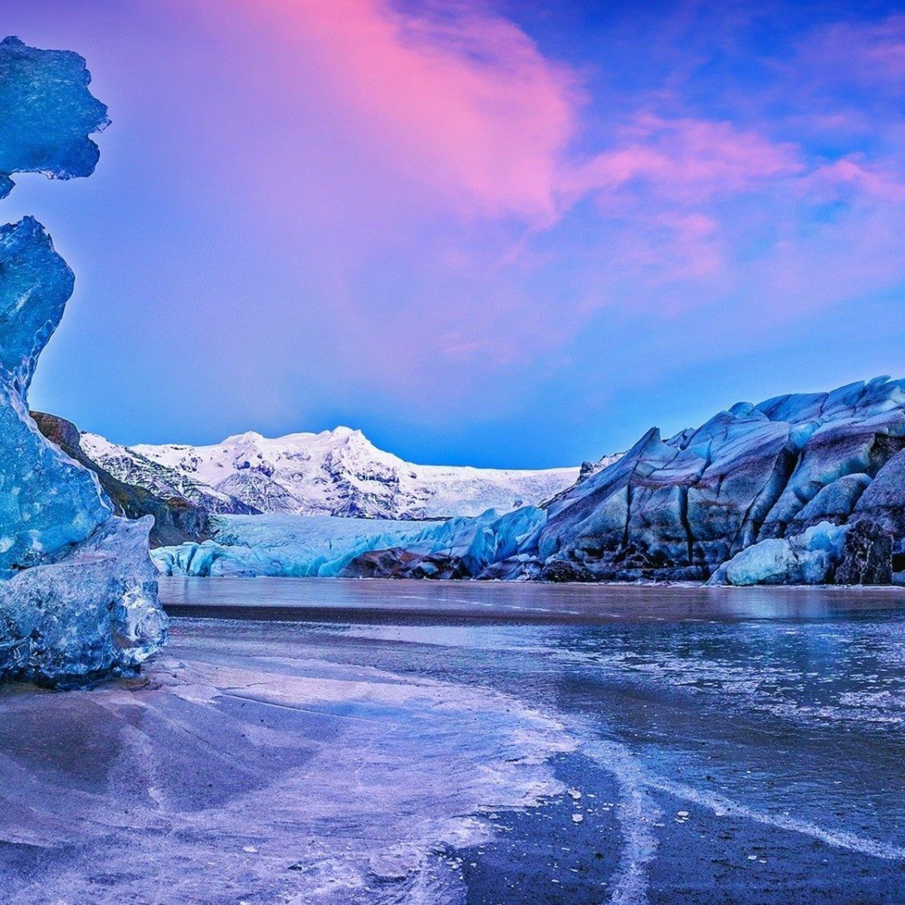 2932x2932 Vatna Glacier Ipad Pro Retina Display HD 4k