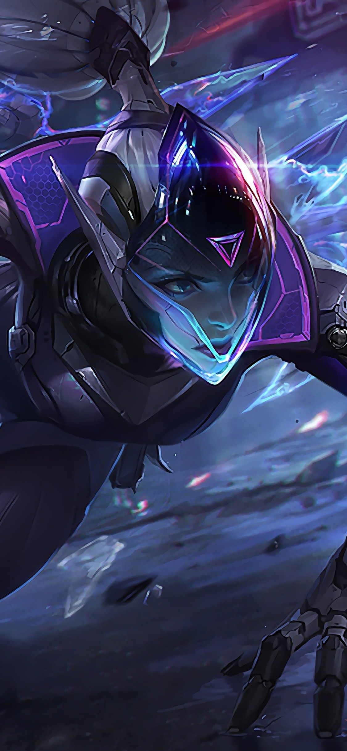 1125x2436 Vayne League Of Legends 4k Iphone Xs Iphone 10 Iphone X Hd