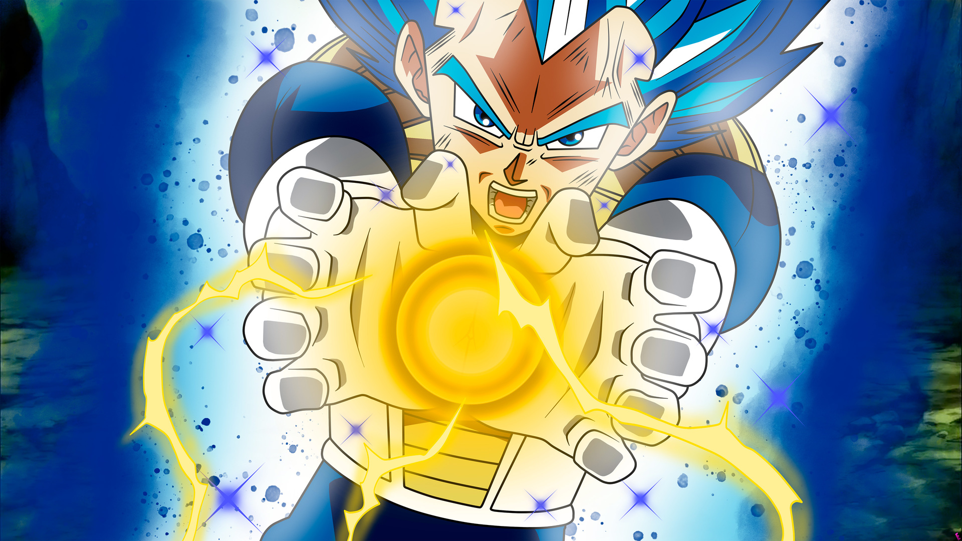 Vegeta Dragon Ball Ea