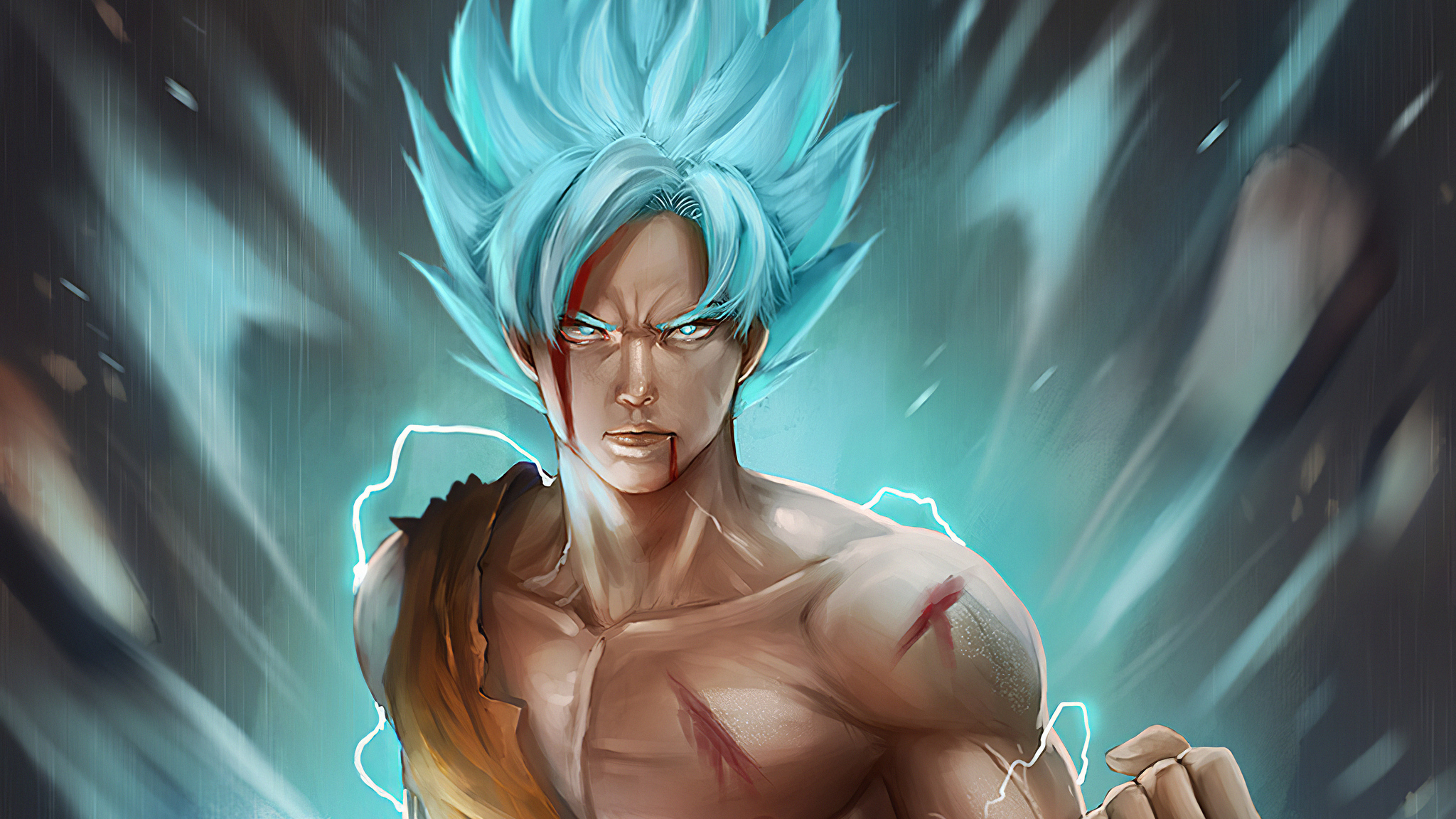 2048x1152 Vegeta Dragon Ball Super 4k Artwork 2048x1152 Resolution Hd 4k Wallpapers Images Backgrounds Photos And Pictures