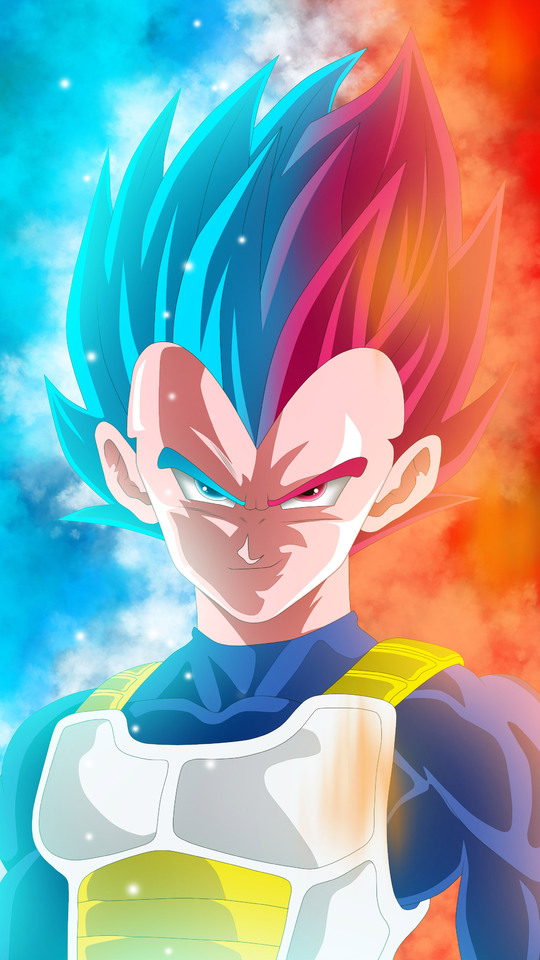 540x960 Vegeta Dragon Ball Super 540x960 Resolution Hd 4k