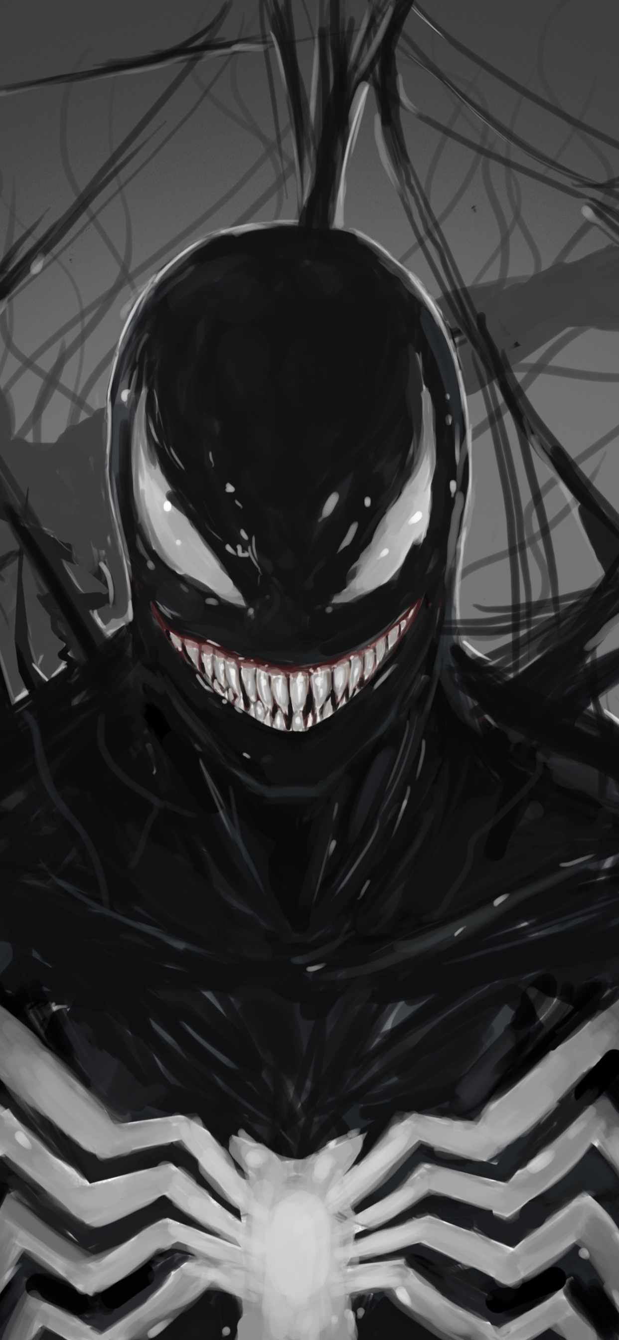Venom Wallpaper Iphone Xs Max Download The New Iphone