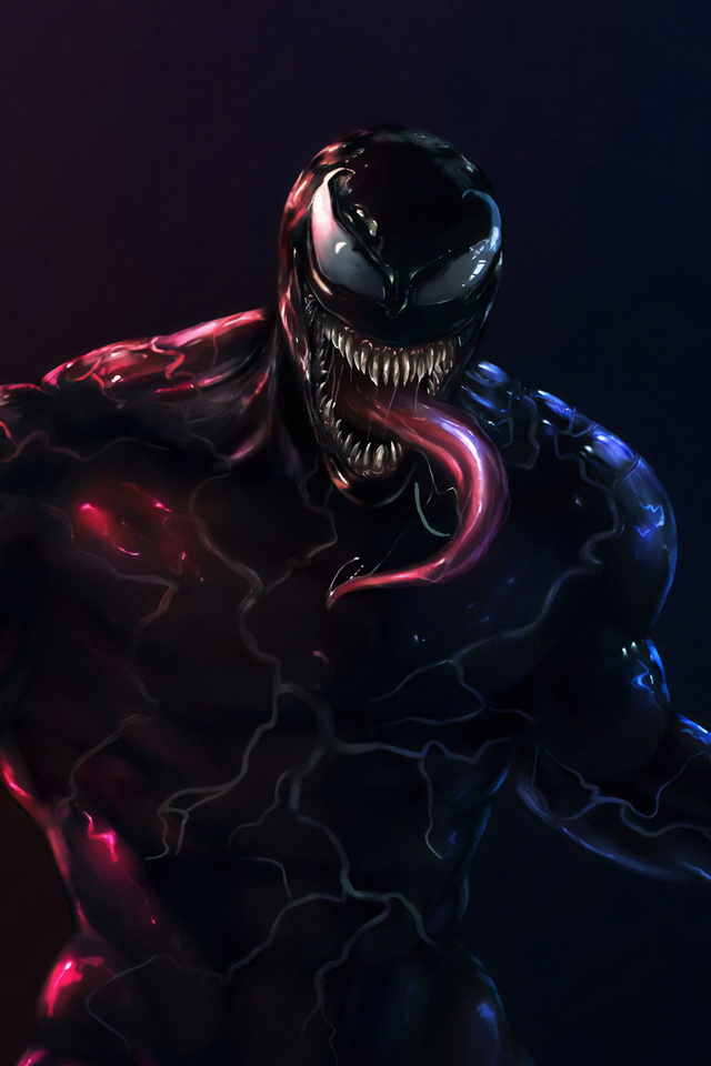 640x960 Venom 4k Danger Iphone 4 Iphone 4s Hd 4k Wallpapers Images Backgrounds Photos And Pictures