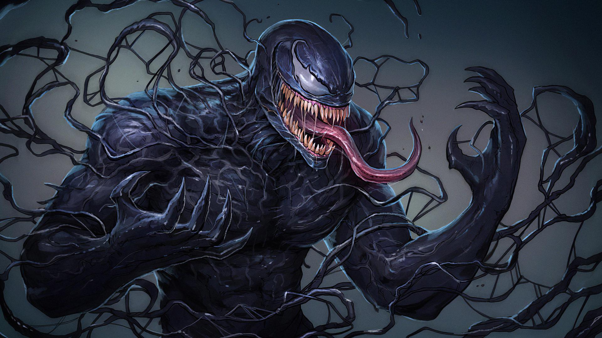 venom artwork danger lc