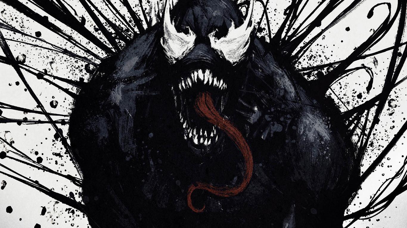 1366x768 Venom Artwork Hd Marvel 1366x768 Resolution Hd 4k