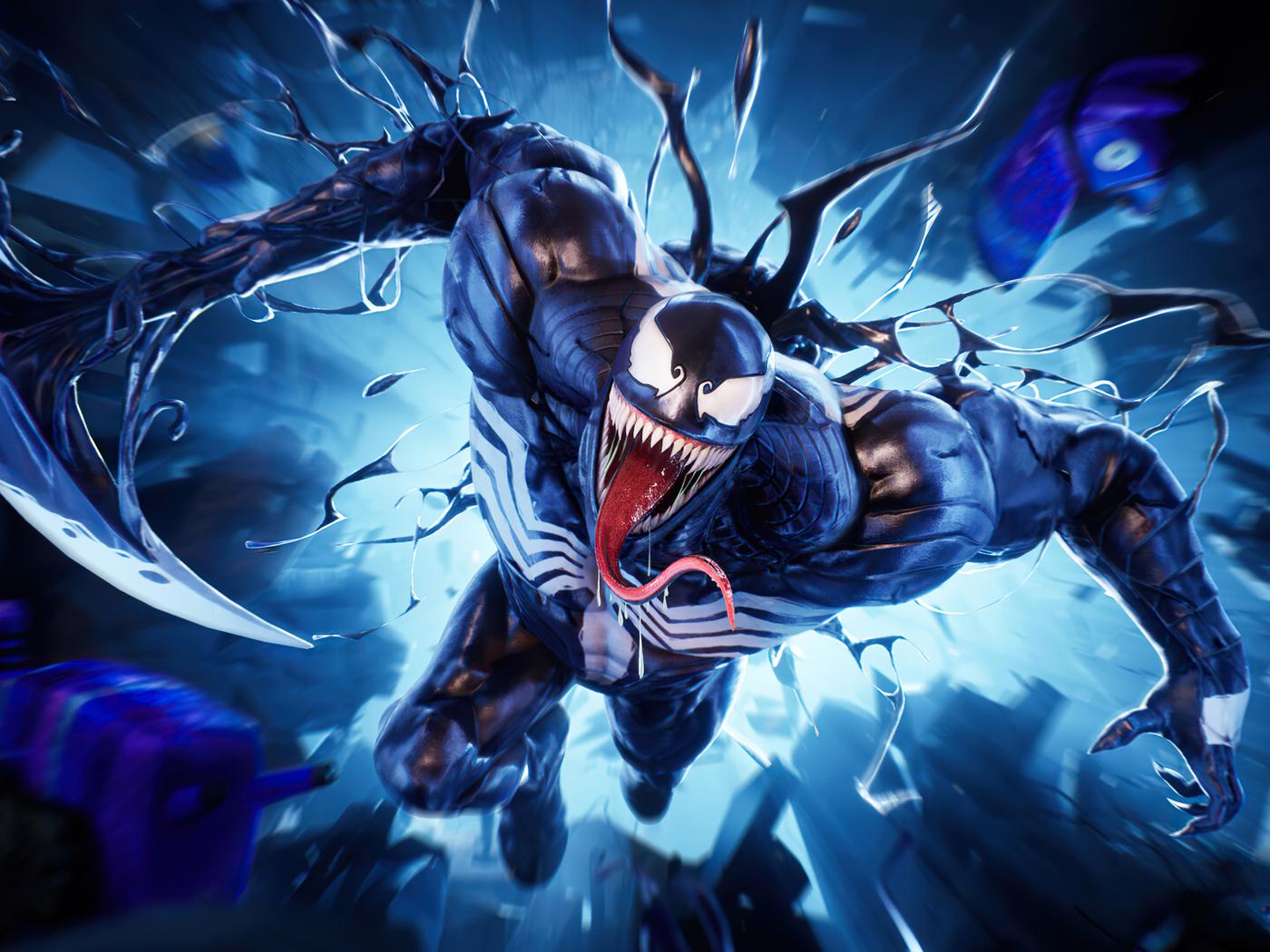 1400x1050 Venom Fortnite 1400x1050 Resolution HD 4k ...