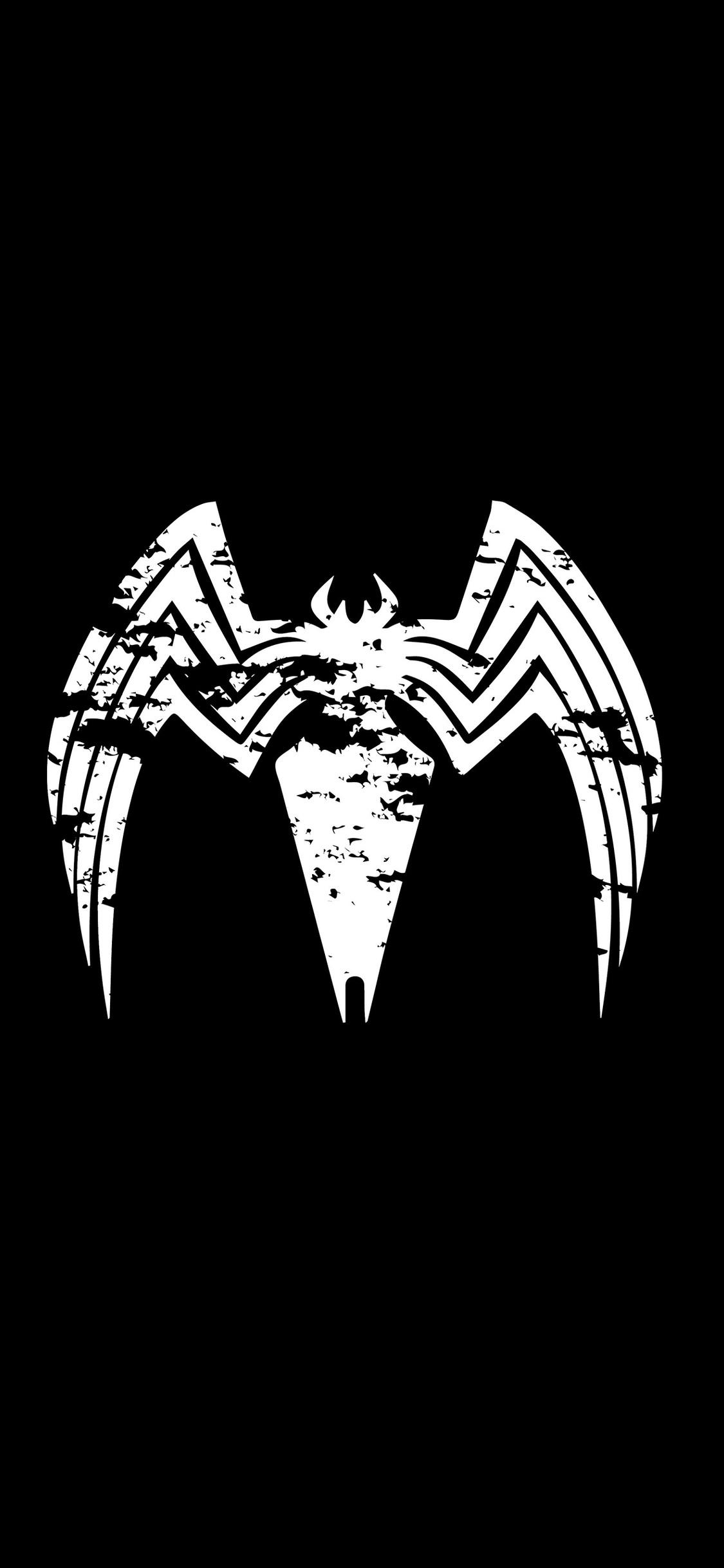 1125x2436 Venom Logo 4k Iphone Xs Iphone 10 Iphone X Hd 4k
