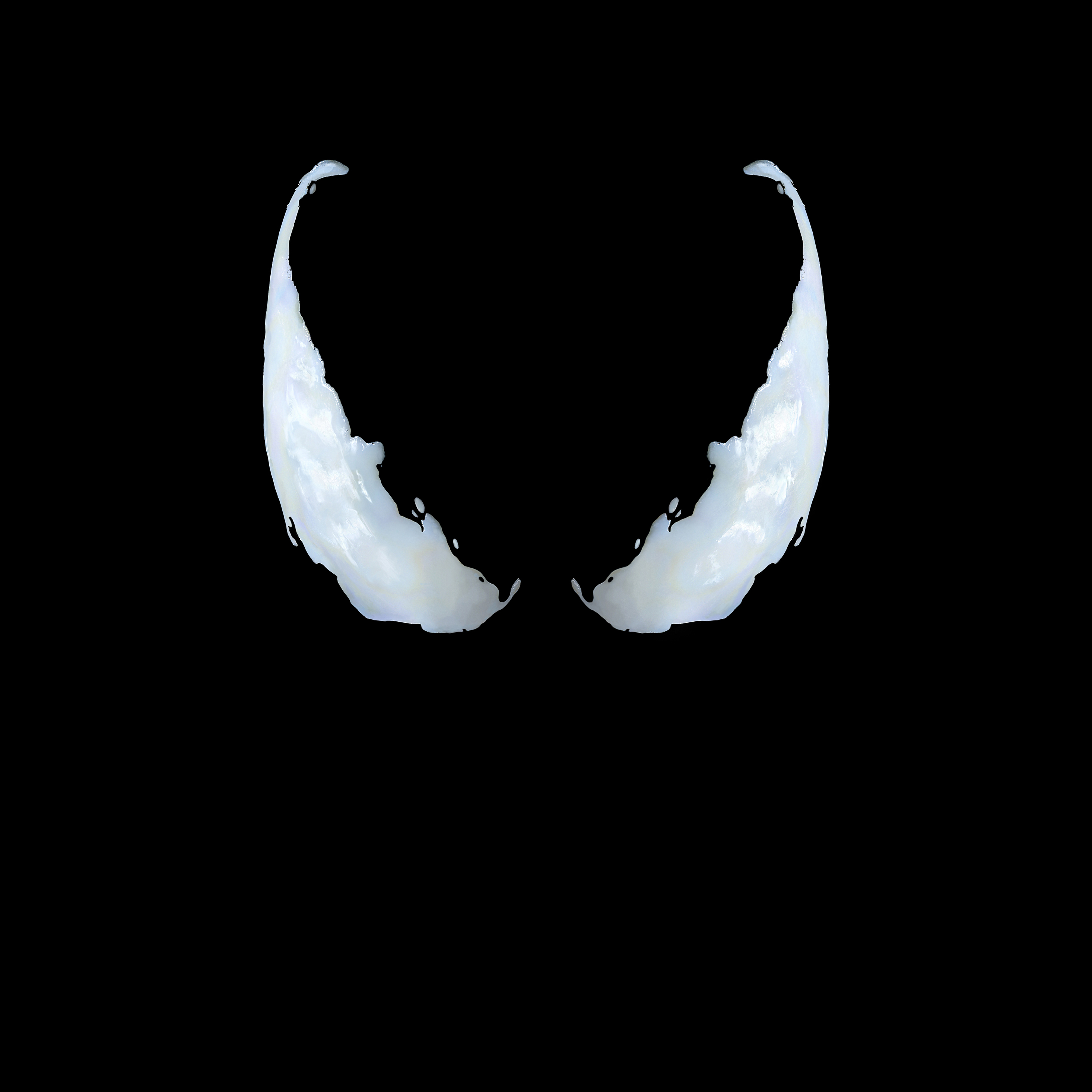 2932x2932 Venom Logo 8k Ipad Pro Retina Display Hd 4k Wallpapers Images Backgrounds Photos And Pictures