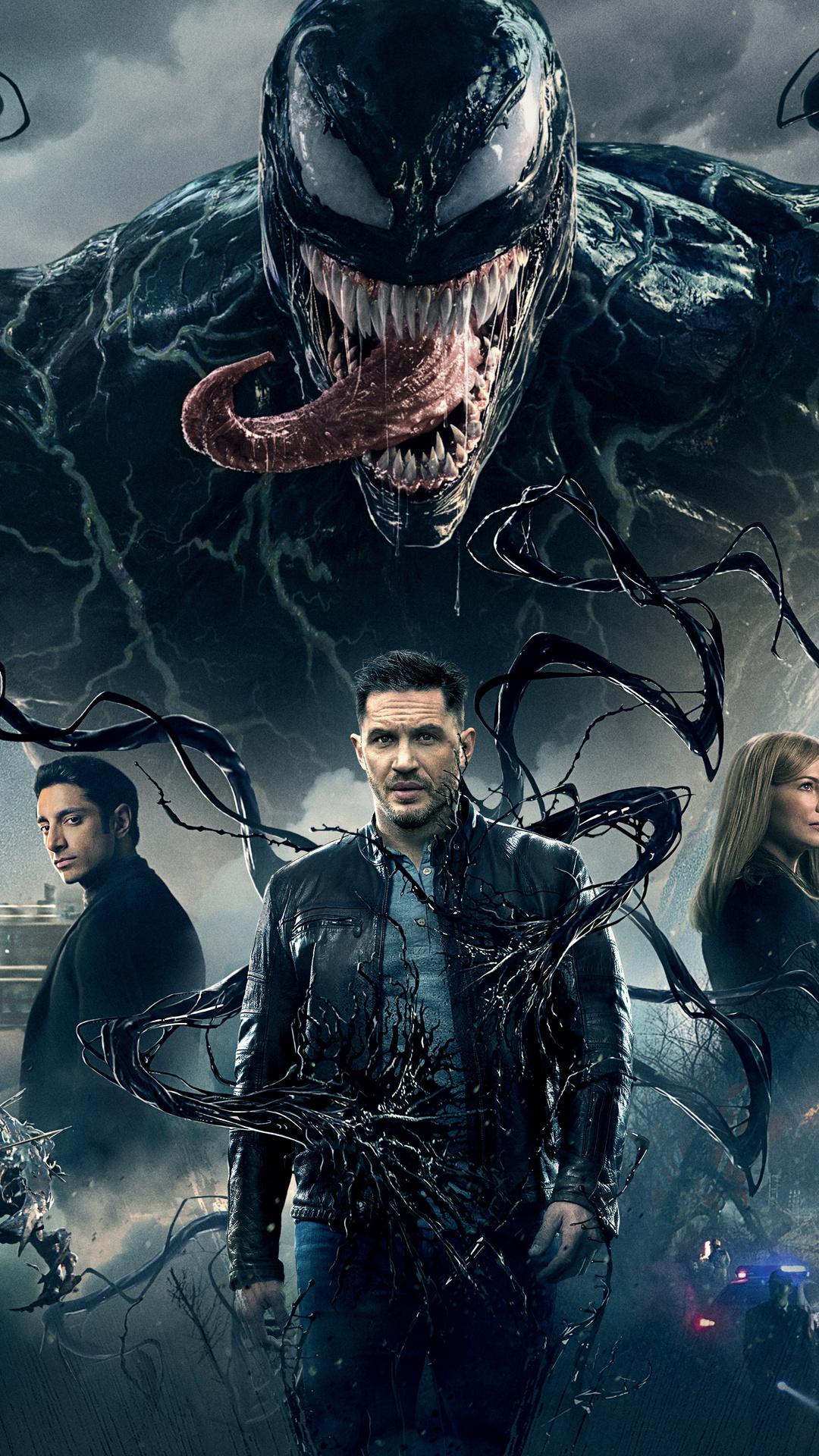 1080x1920 Venom Movie 2018 8k Iphone 7,6s,6 Plus, Pixel xl ...