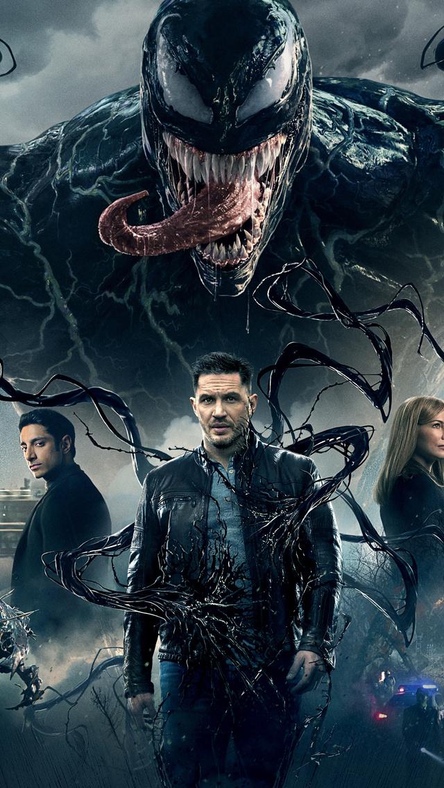 640x1136 Venom Movie 2018 8k Iphone 5 5c 5s Se Ipod Touch Hd 4k