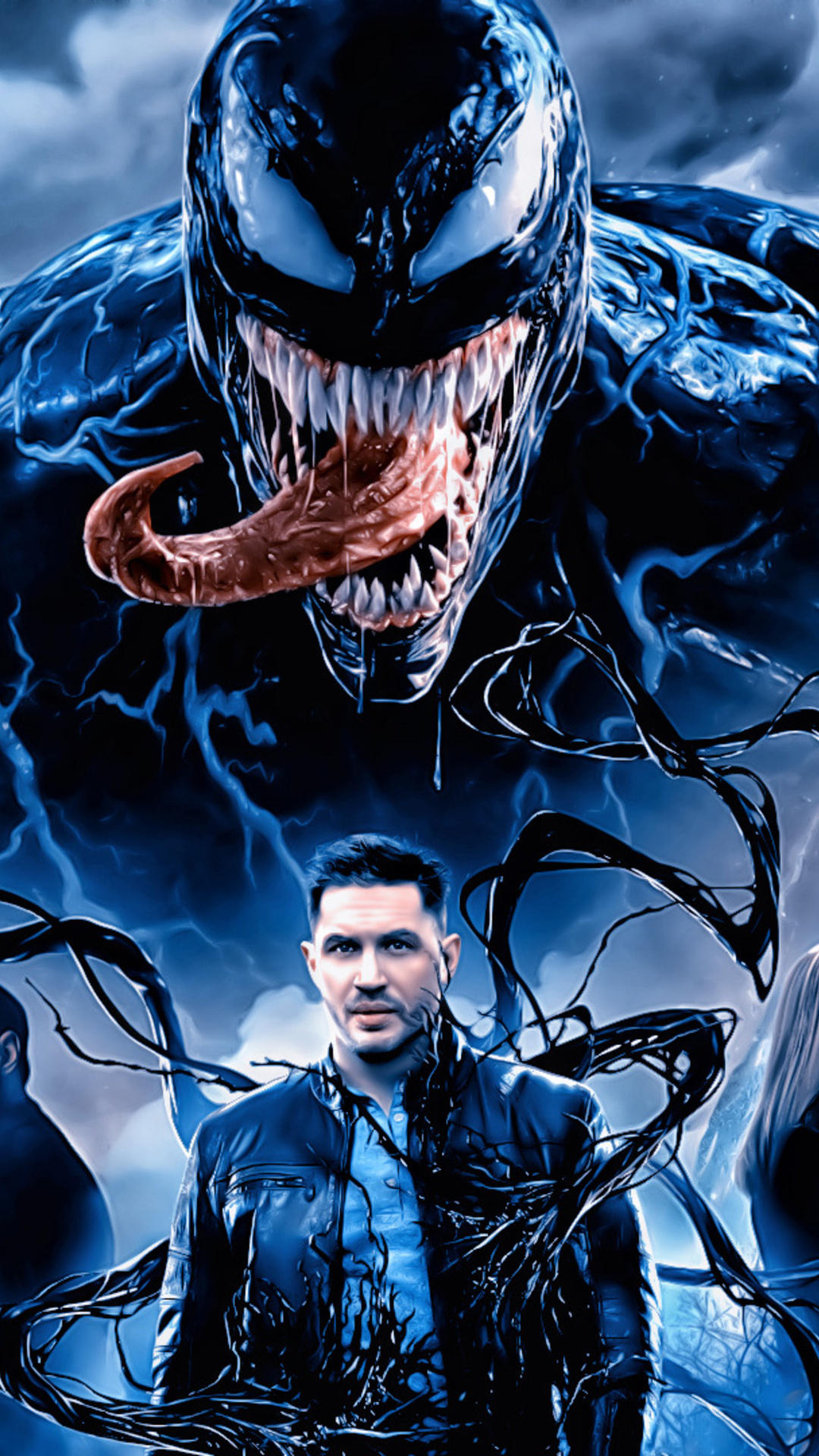 1080x1920 Venom Movie 2018 HD Iphone 7,6s,6 Plus, Pixel xl ...
