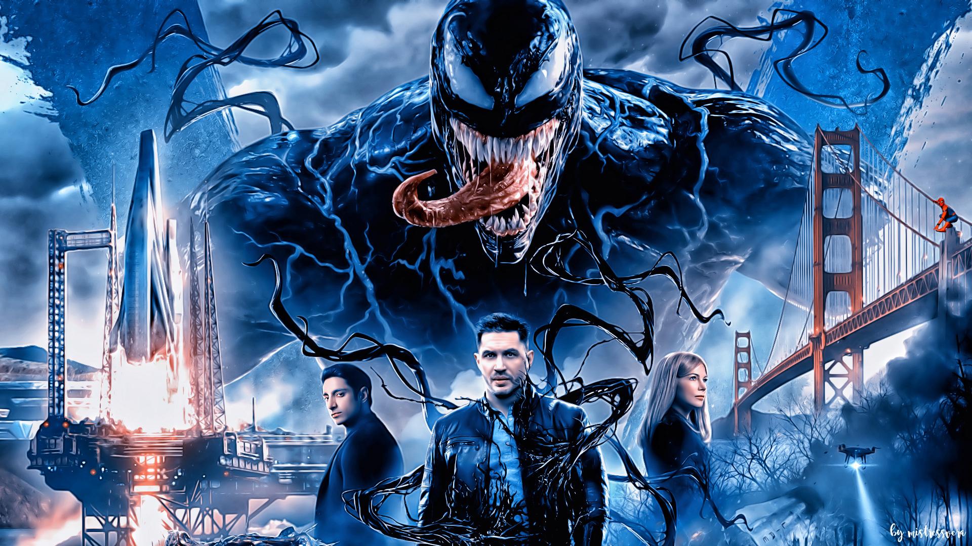 1920x1080 Venom Movie 2018 HD Laptop Full HD 1080P HD 4k ...