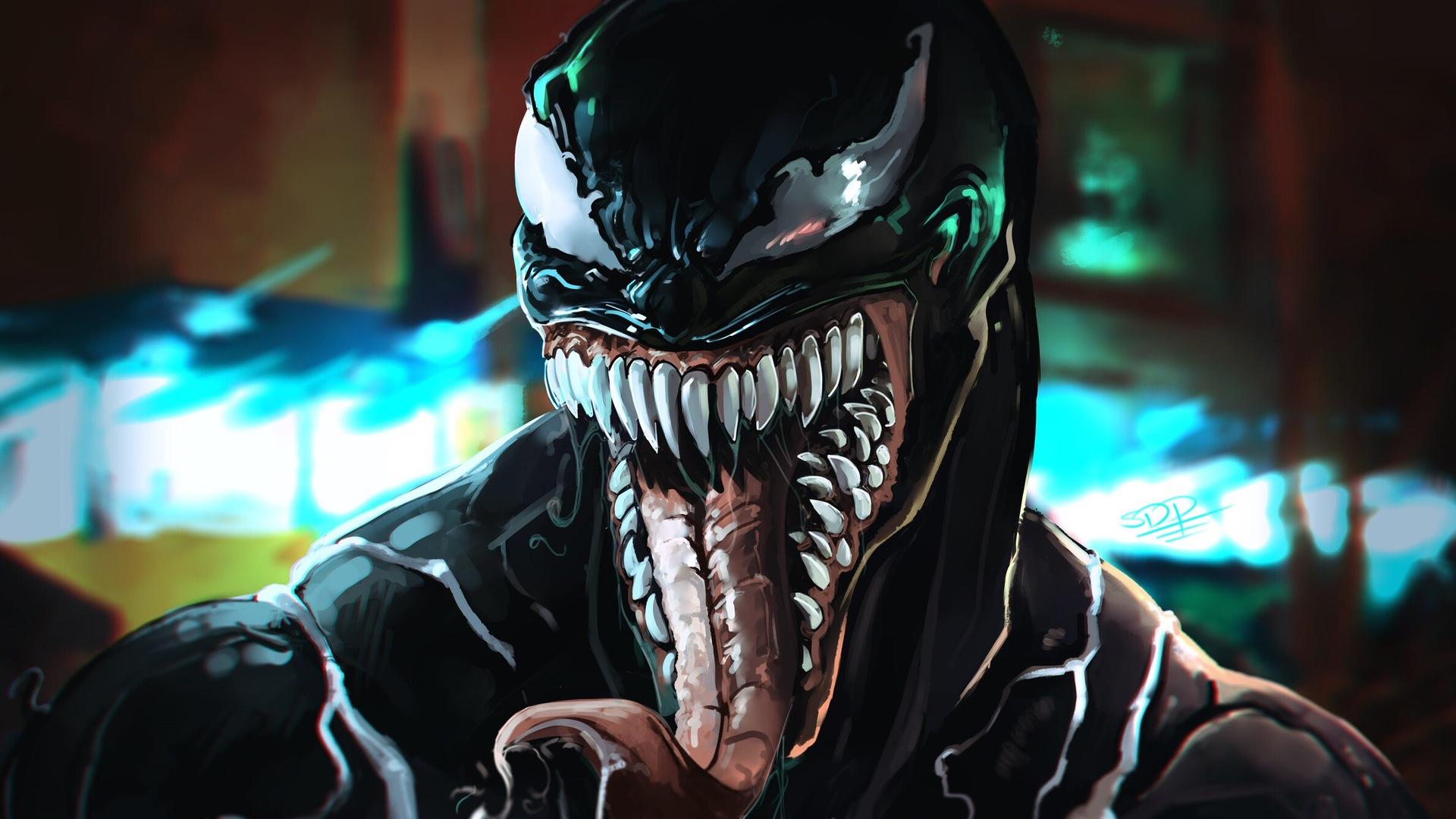 Venom wallpaper 1080p