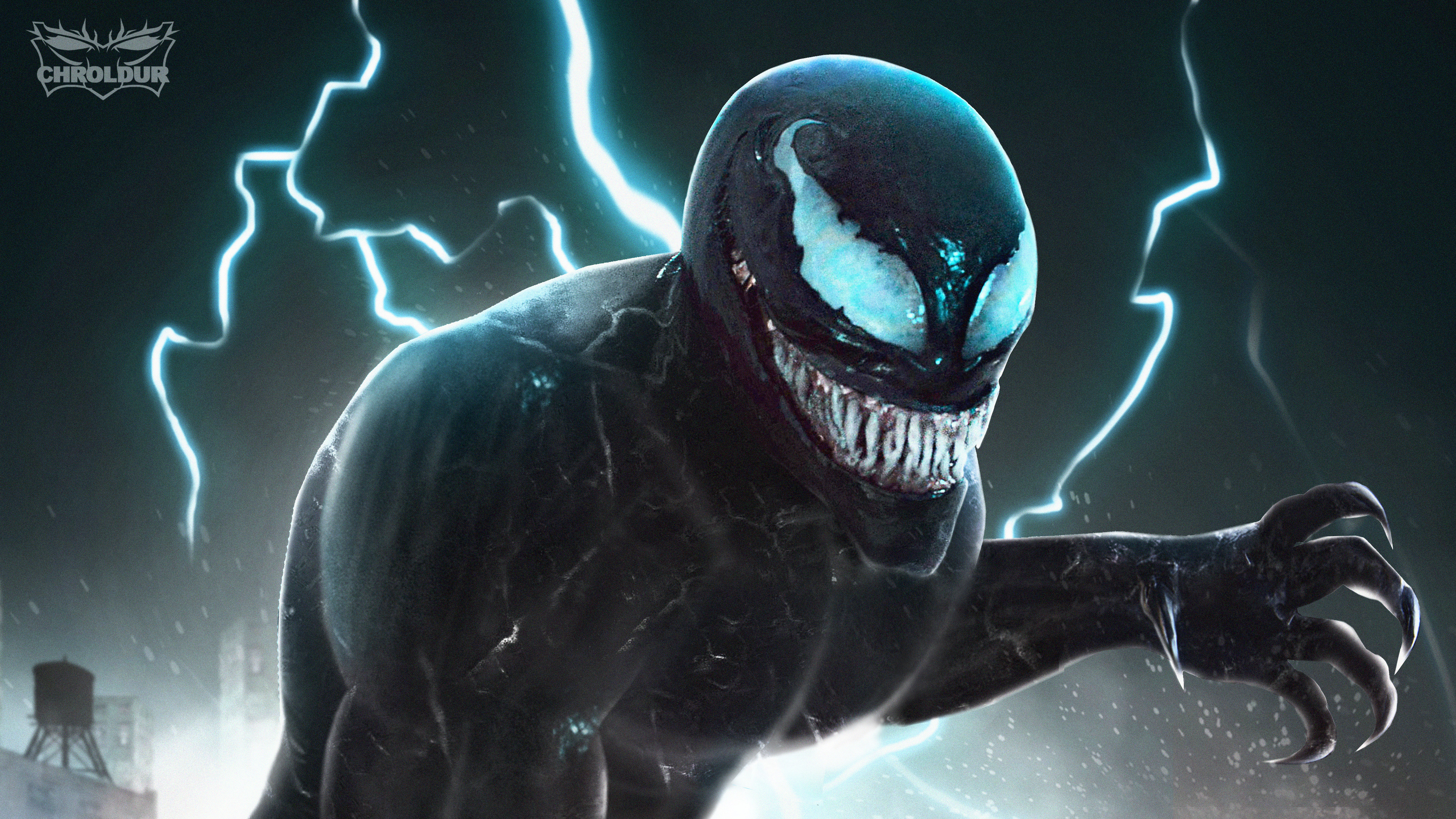 3840x2160 Venom Movie Artwork 4k 4k HD 4k Wallpapers ...