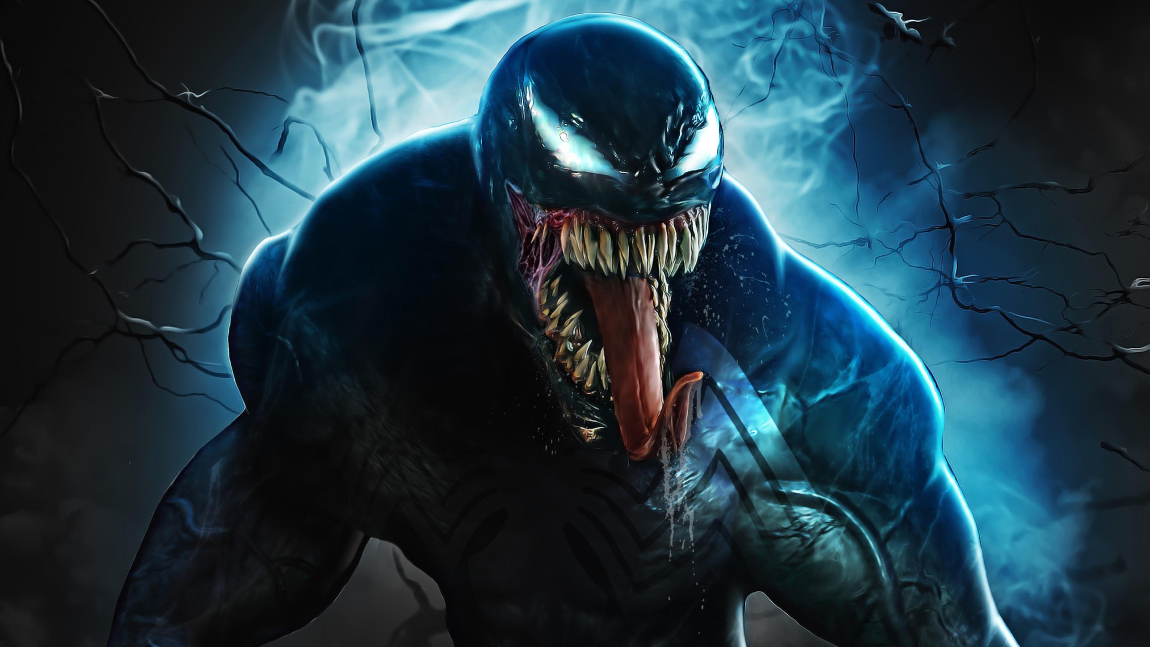 3840x2160 Venom Movie Fan Art 4k HD 4k Wallpapers, Images ...