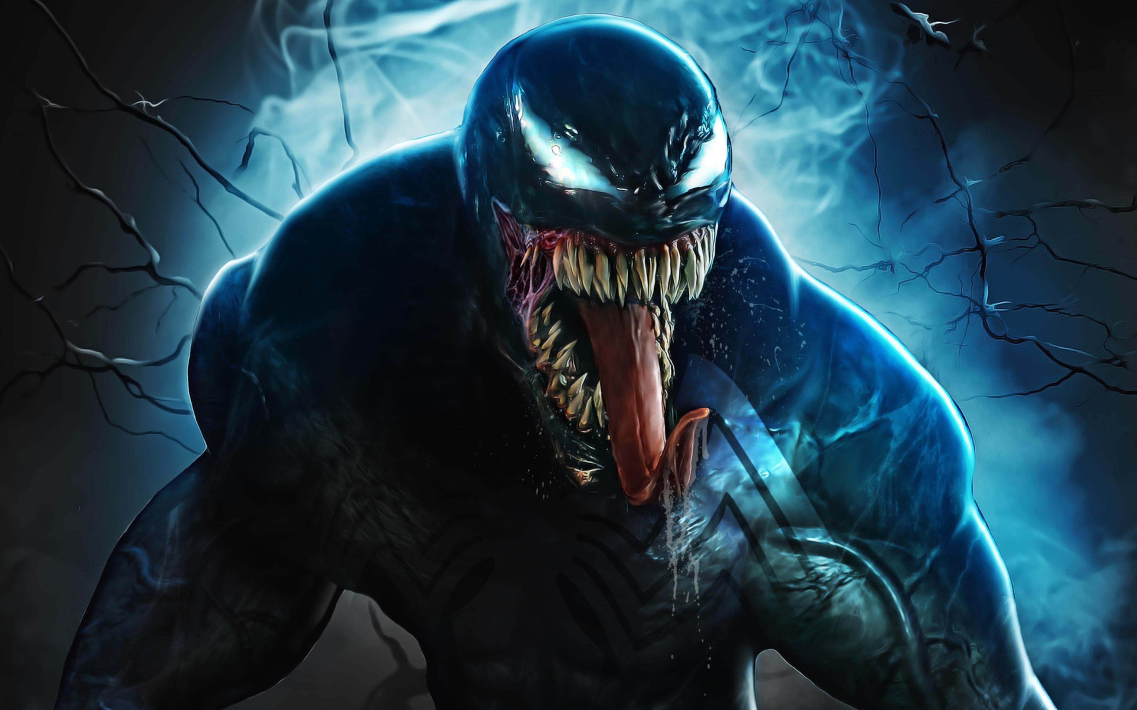 3840x2400 Venom Movie Fan Art 4k HD 4k Wallpapers, Images ...