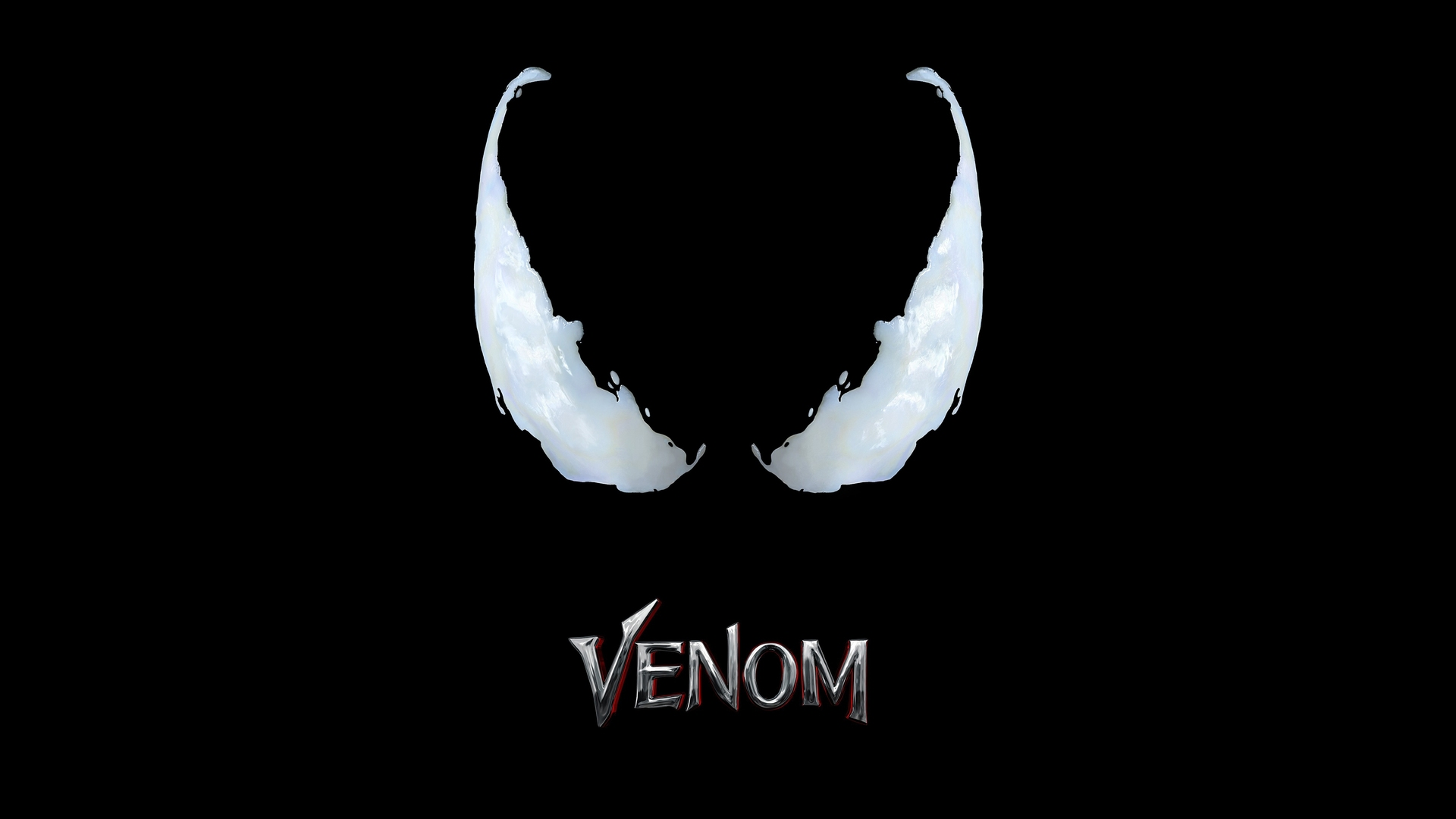 1920x1080 venom movie logo 4k laptop full hd 1080p hd 4k wallpapers