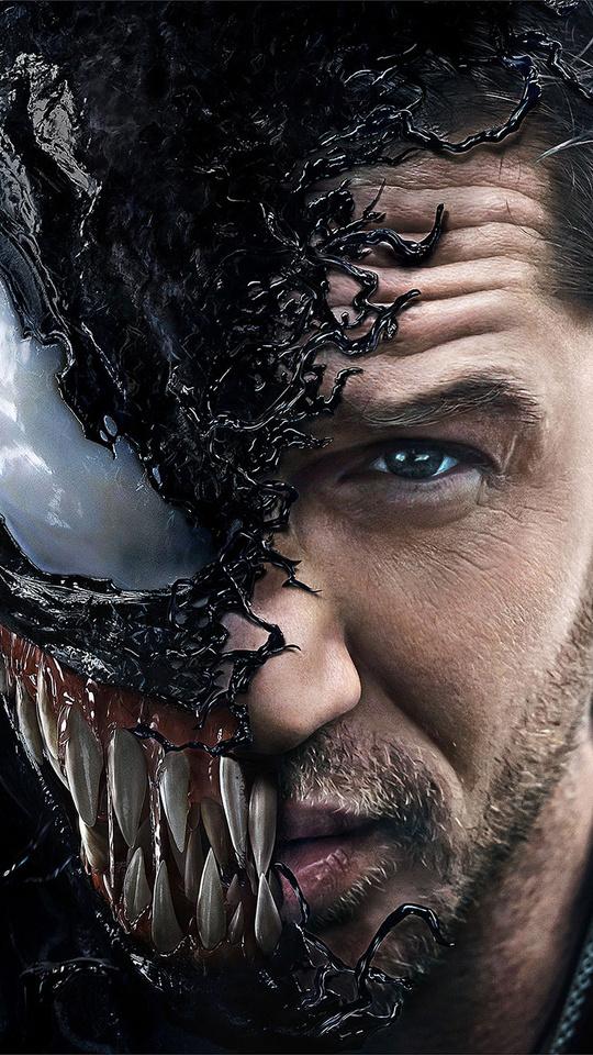 540x960 Venom Movie New Poster 2018 540x960 Resolution HD ...