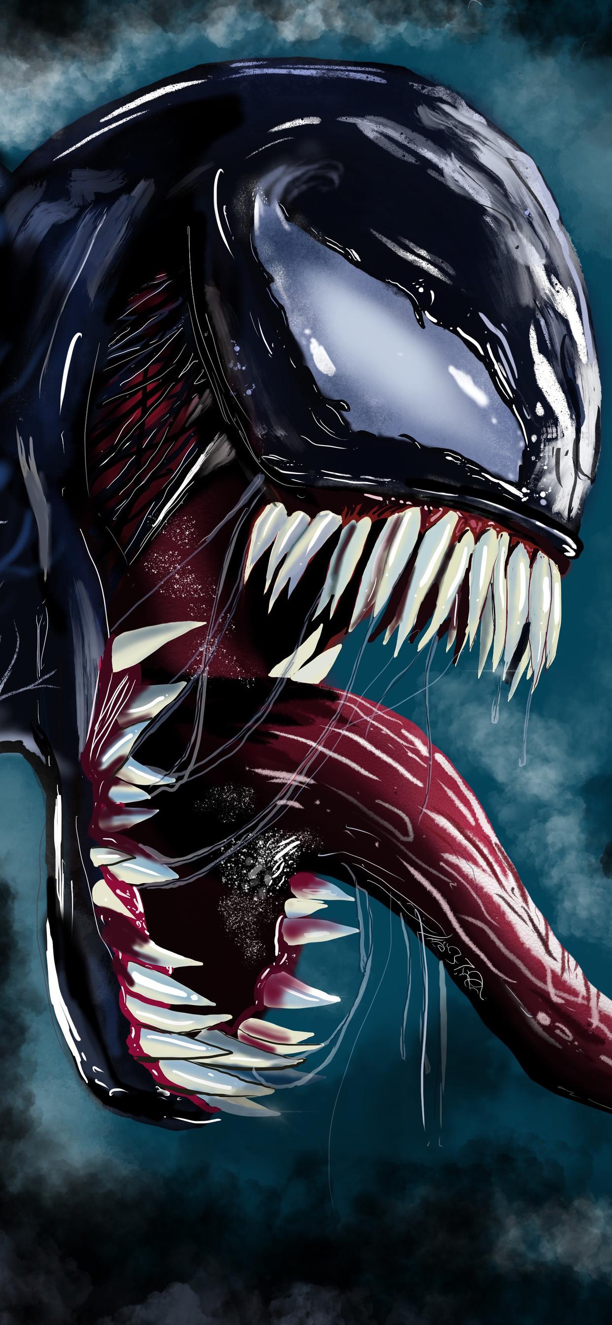 1242x2688 Venom New Digital Artworks Iphone Xs Max Hd 4k