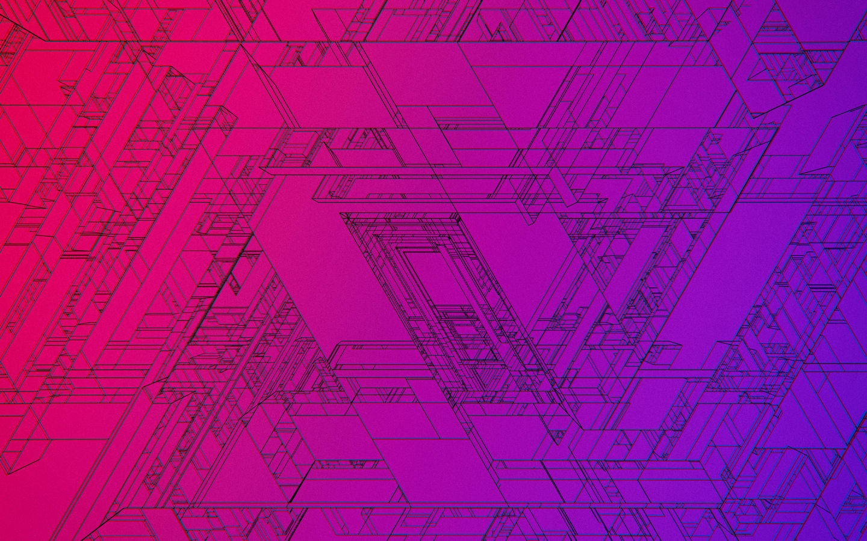 1440x900 Verge Pathways Abstract 4k 1440x900 Resolution Hd