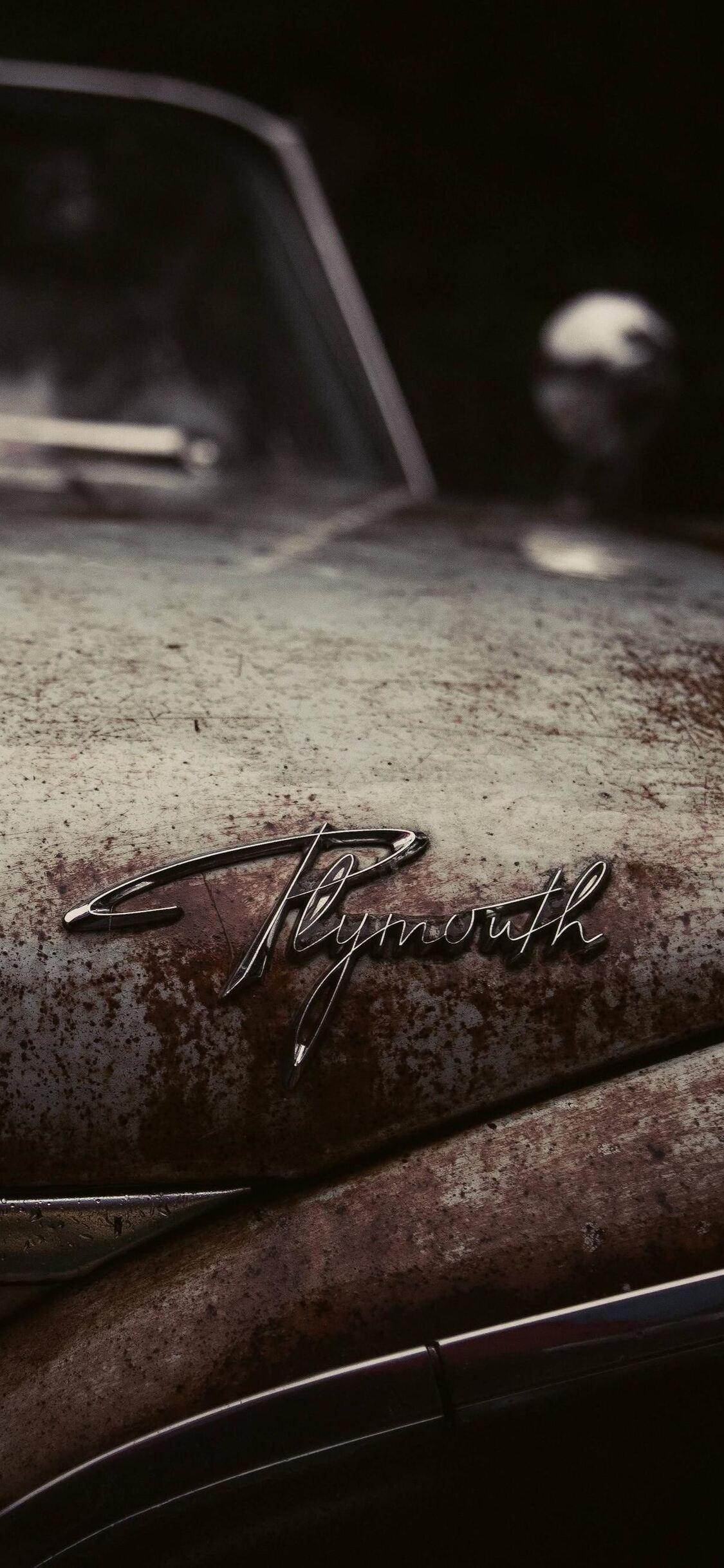 vintage retro car image