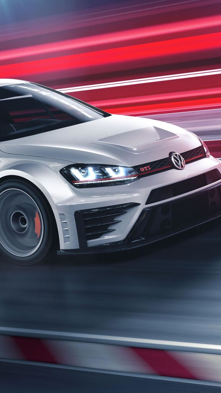 750x1334 Volkswagen Golf Concept Car 2017 Iphone 6 Iphone 6s Iphone 7 Hd 4k Wallpapers Images Backgrounds Photos And Pictures