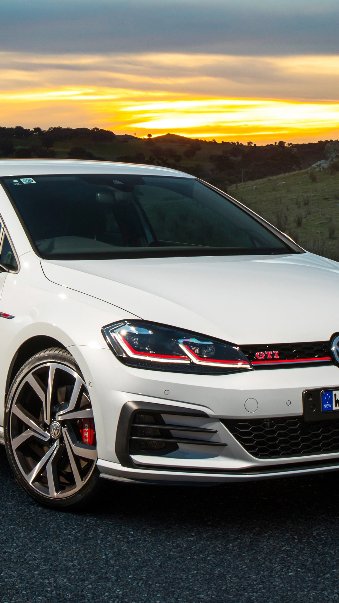 Volkswagen Golf Gti Performance Edition 2017 M1