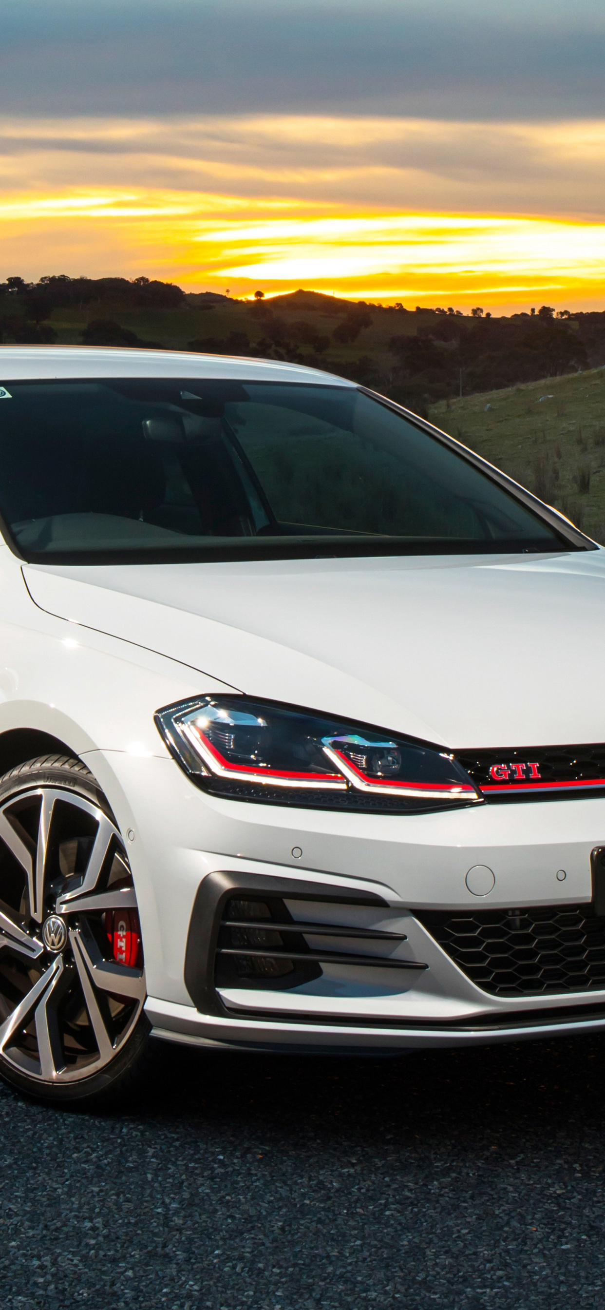 1242x2688 Volkswagen Golf Gti Performance Edition 2017 Iphone Xs Max Hd 4k Wallpapers Images Backgrounds Photos And Pictures