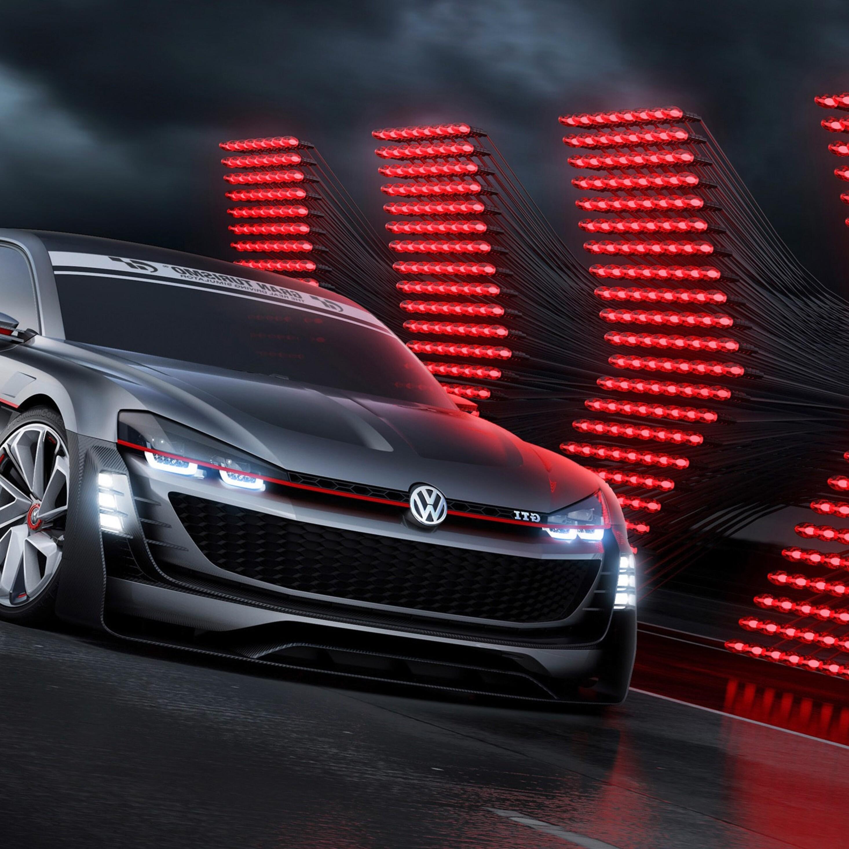 2932x2932 Volkswagen Gti Supersport Ipad Pro Retina Display