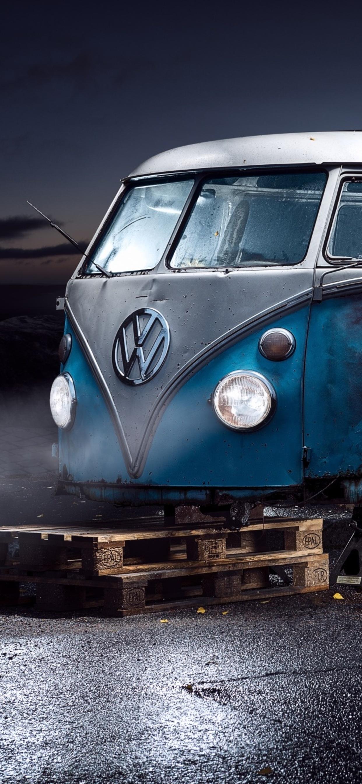 1242x2688 Volkswagen Van Tyre Repair Iphone Xs Max Hd 4k Wallpapers Images Backgrounds Photos And Pictures