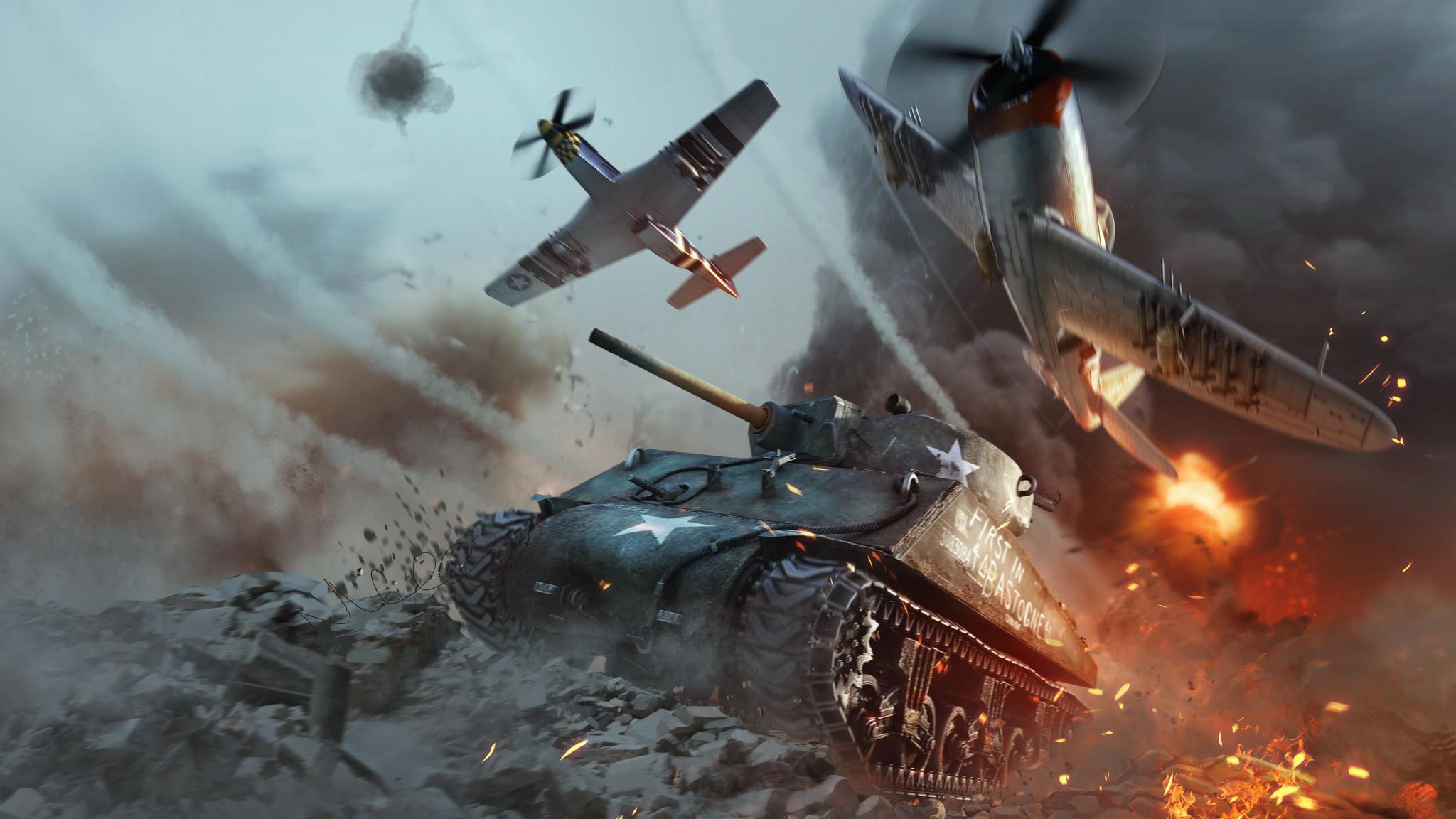 War Thunder 5k 2017 2h