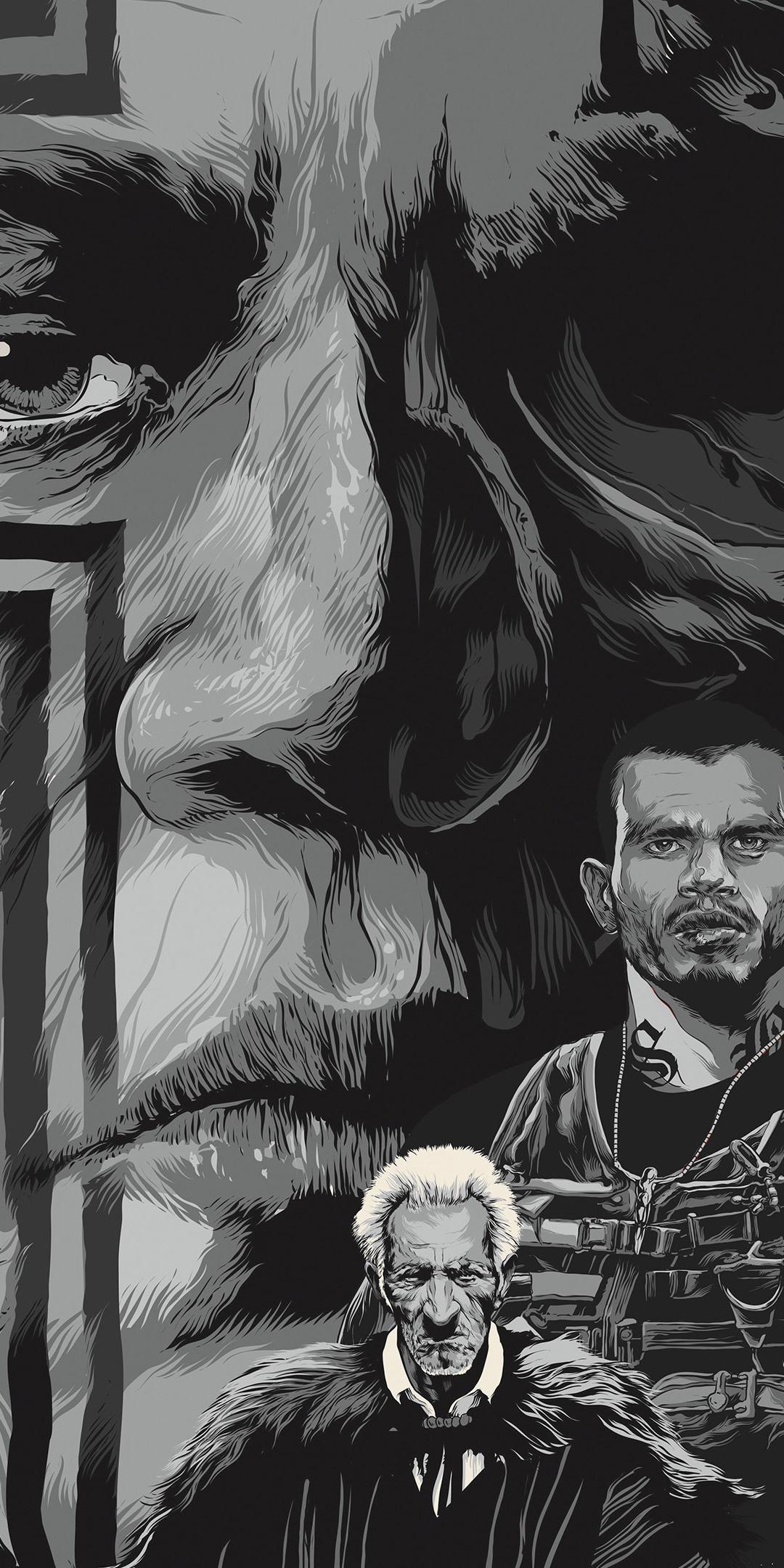 1080x2160 War Within The Cartel Tom Clancys Ghost Recon Wildlands