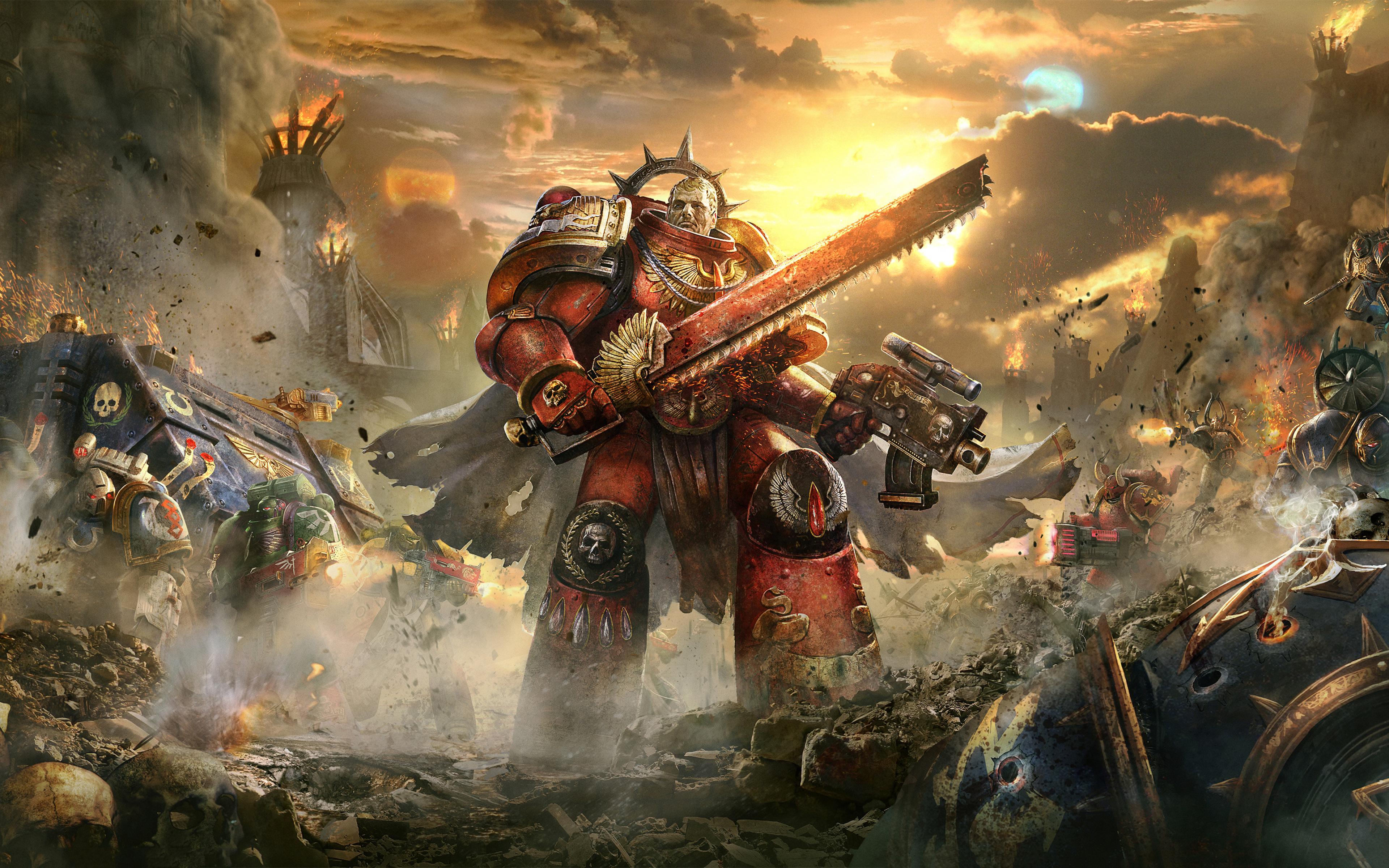 Warhammer Обои На Рабочий Стол