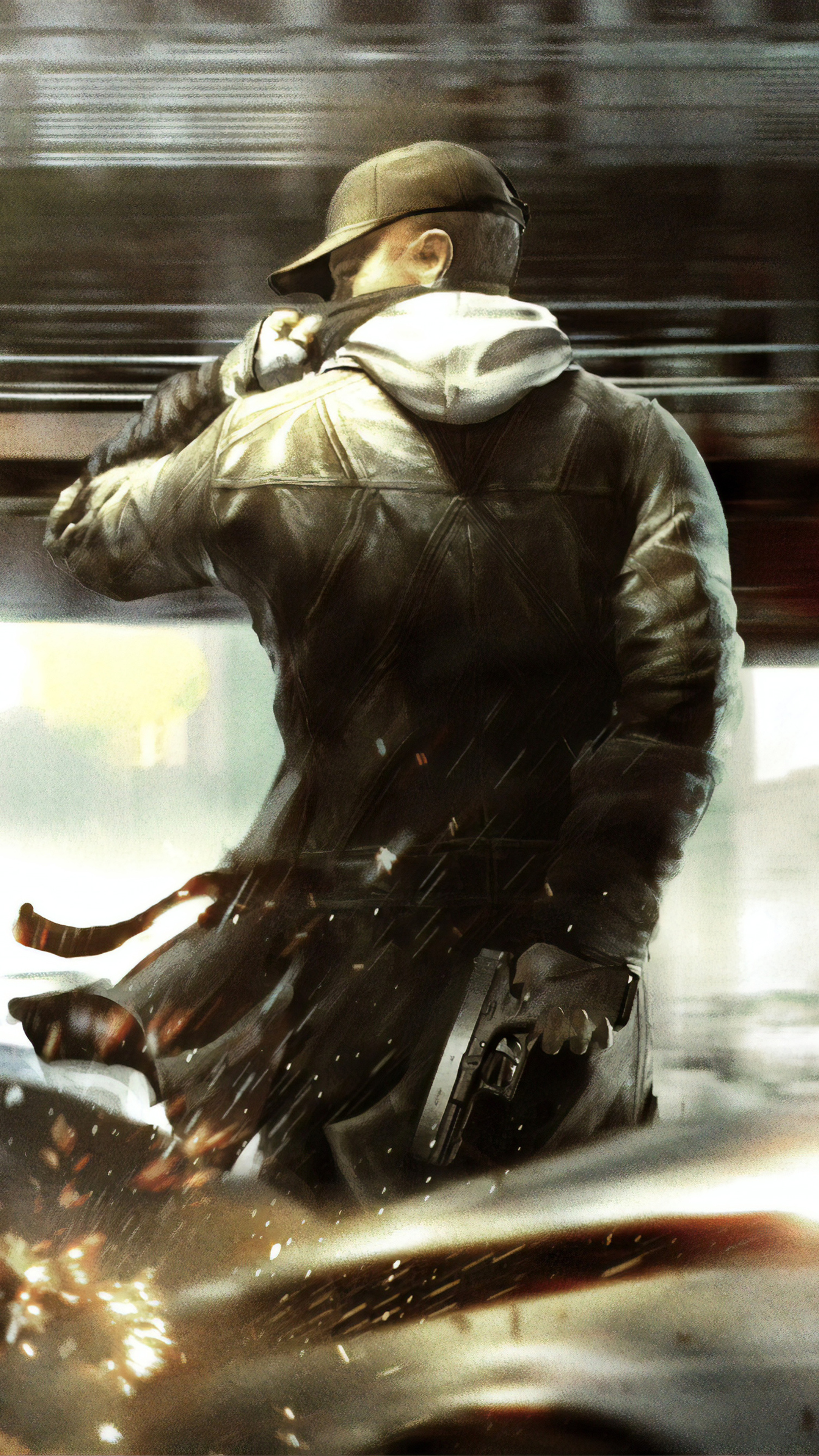 watch dogs android wallpaper