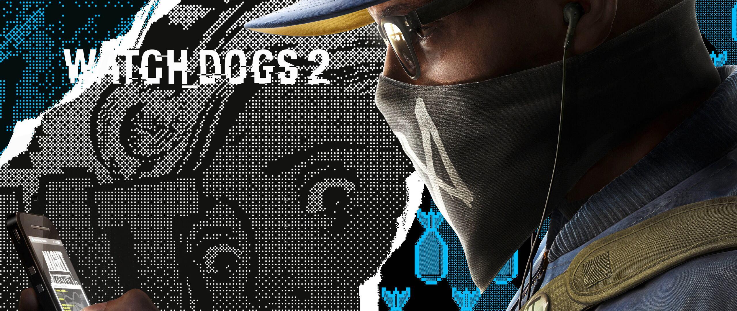 Watch Dogs 2 Wallpaper Download Free Beautiful: 2560x1080 Watch Dogs 2 8k 2560x1080 Resolution HD 4k